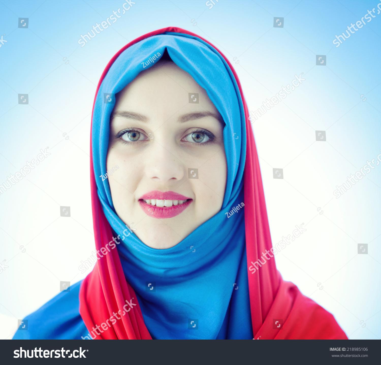 Eastern girl photo