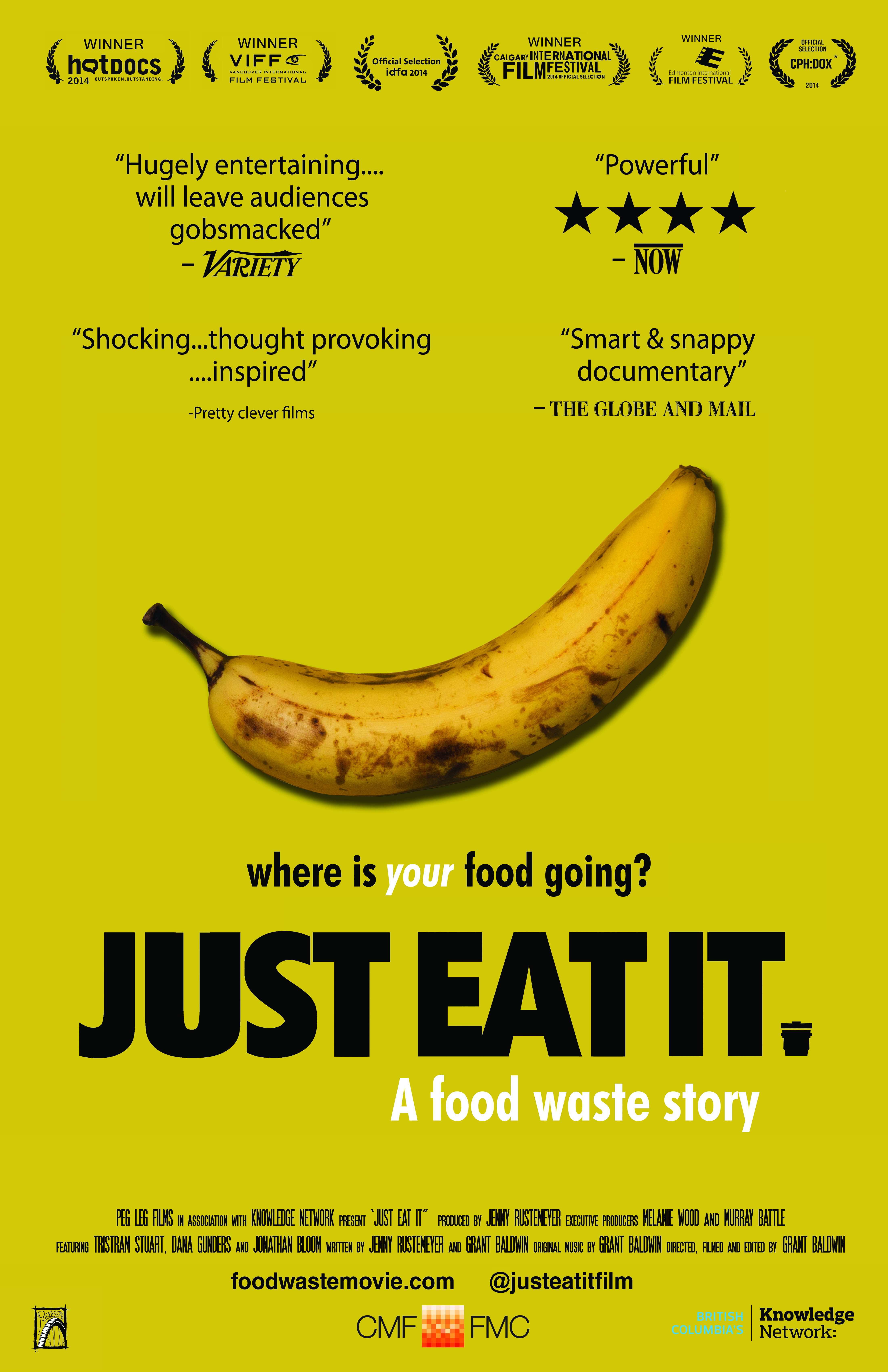 Just Eat It: A Food Waste Story Movie Tickets, Theaters, Showtimes ...