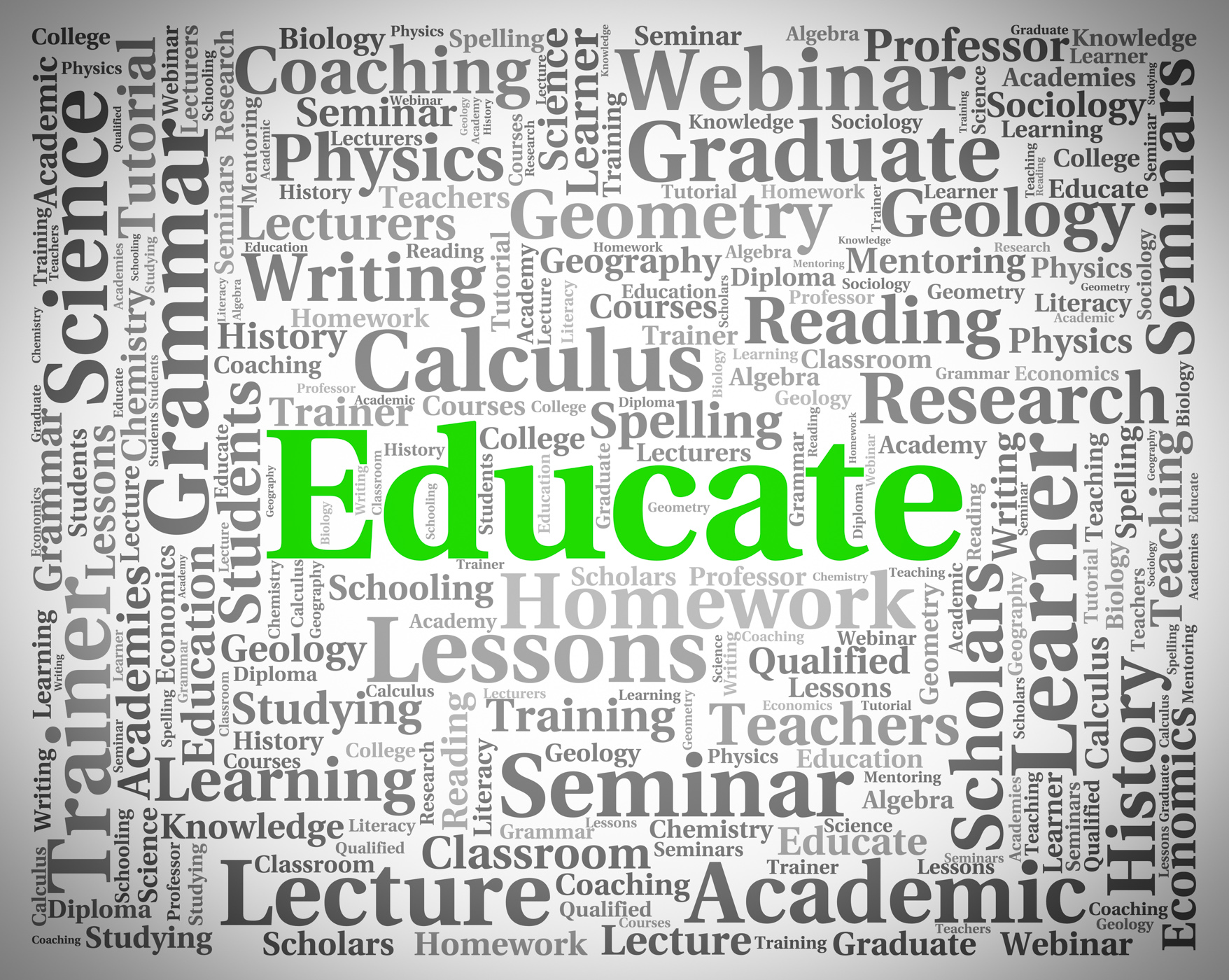 Educate Word Shows Develop Studying And University, College, Schooling, Word, University, HQ Photo