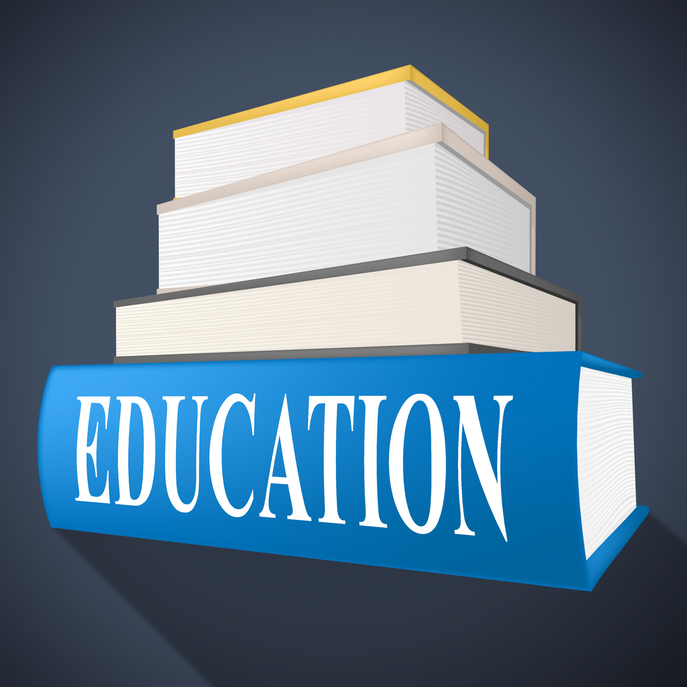 Education Book Represents Non-Fiction School And Educated, Book, Non-fiction, Tutoring, Training, HQ Photo