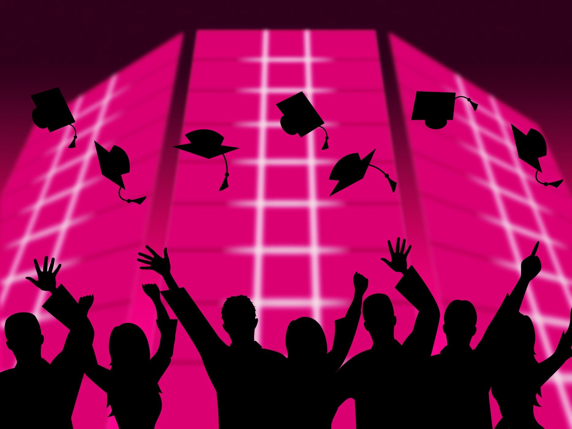 Education Graduation Shows Educating Graduates And Graduate, Achievement, Studying, Studies, Steps, HQ Photo