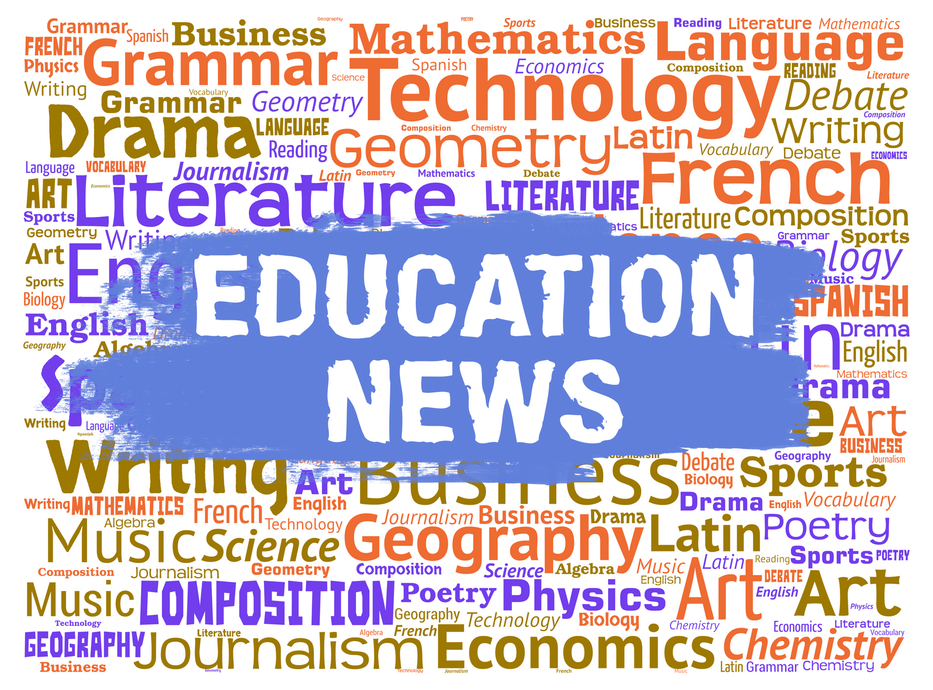 Education News Indicates Social Media And Educate, Article, Newsletter, Word, Tutoring, HQ Photo