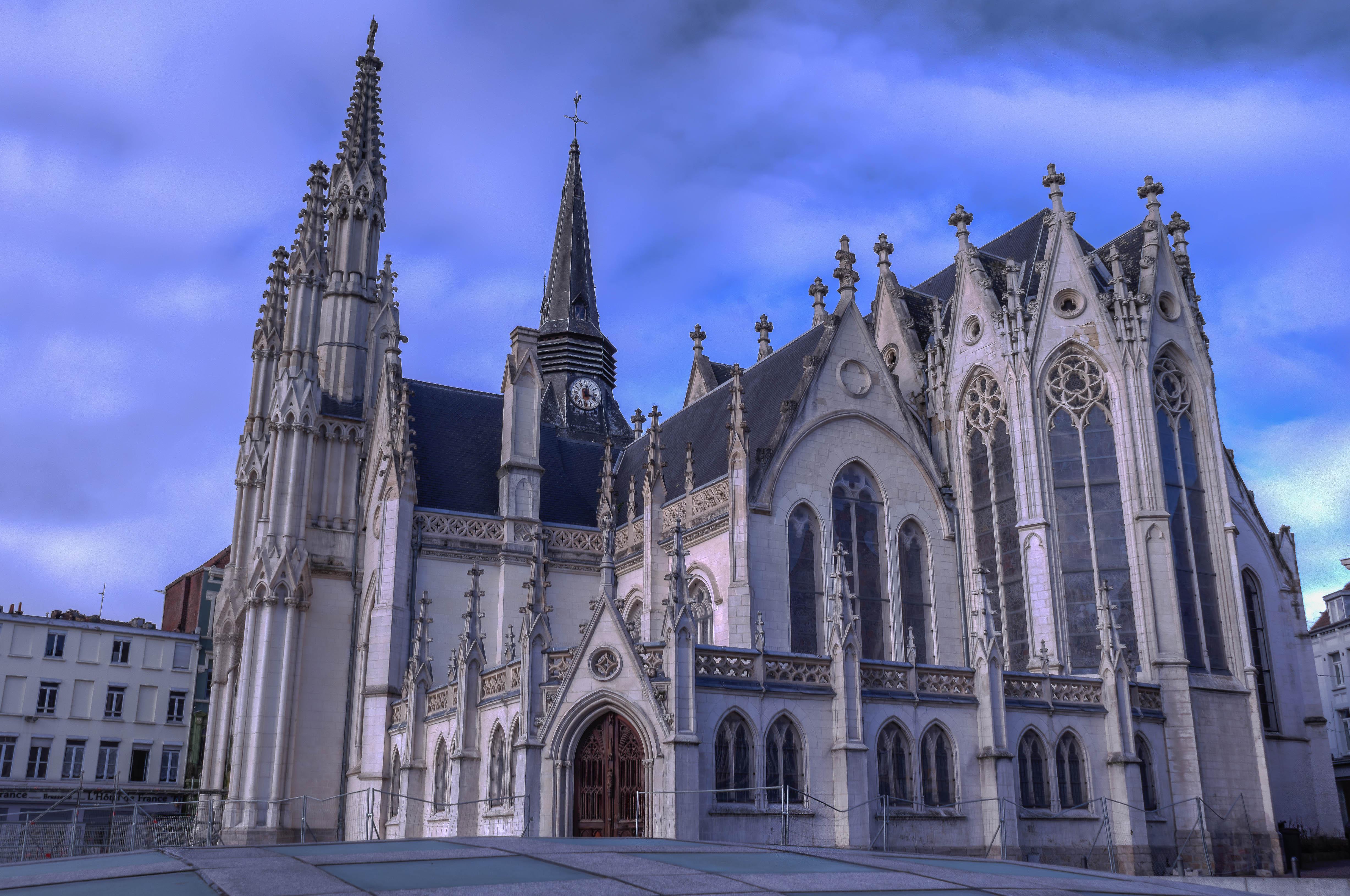 Eglise saint martin roubaix photo