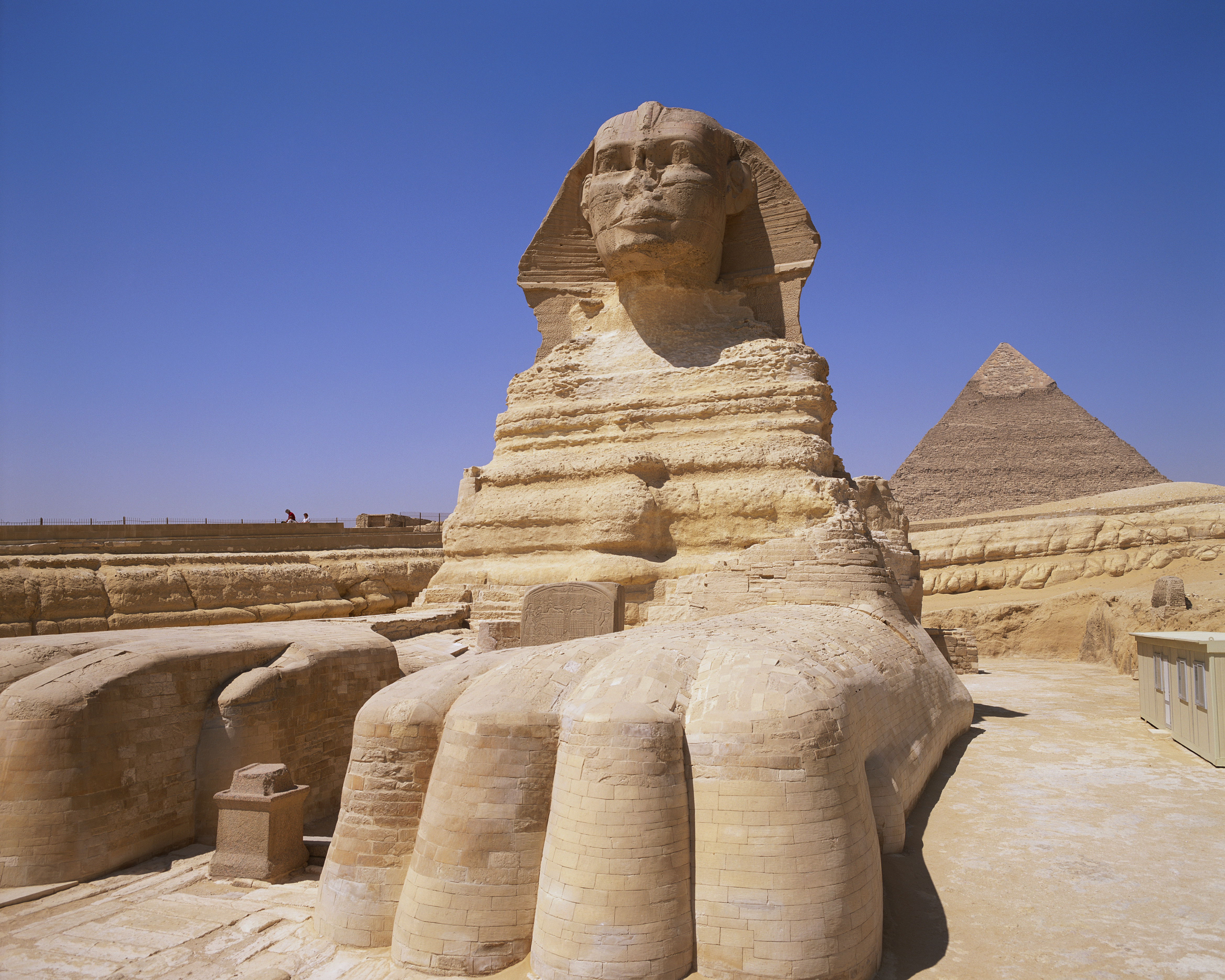 great-sphinx - Egyptian Pyramids Pictures - Ancient Egypt - HISTORY.com