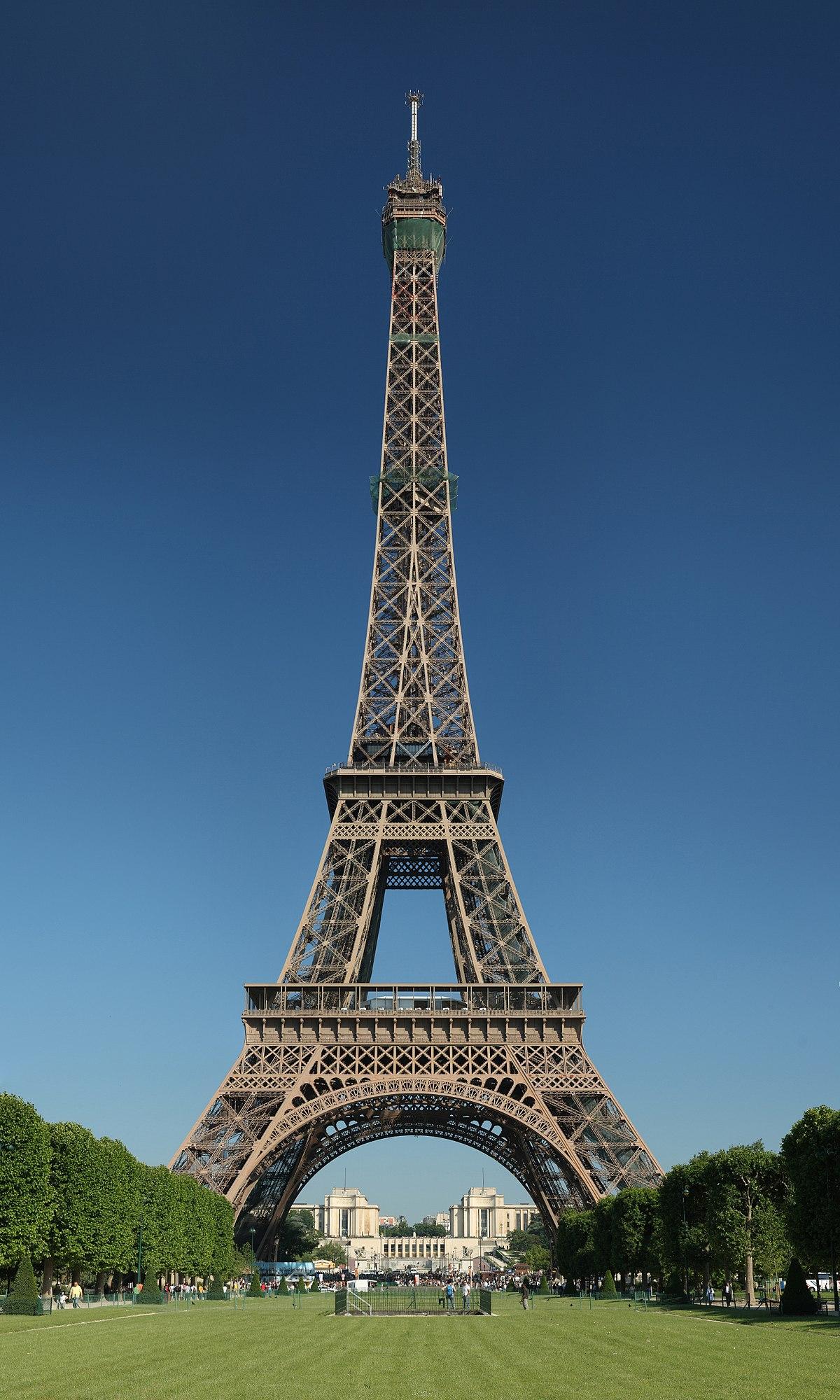 Eifle tower photo
