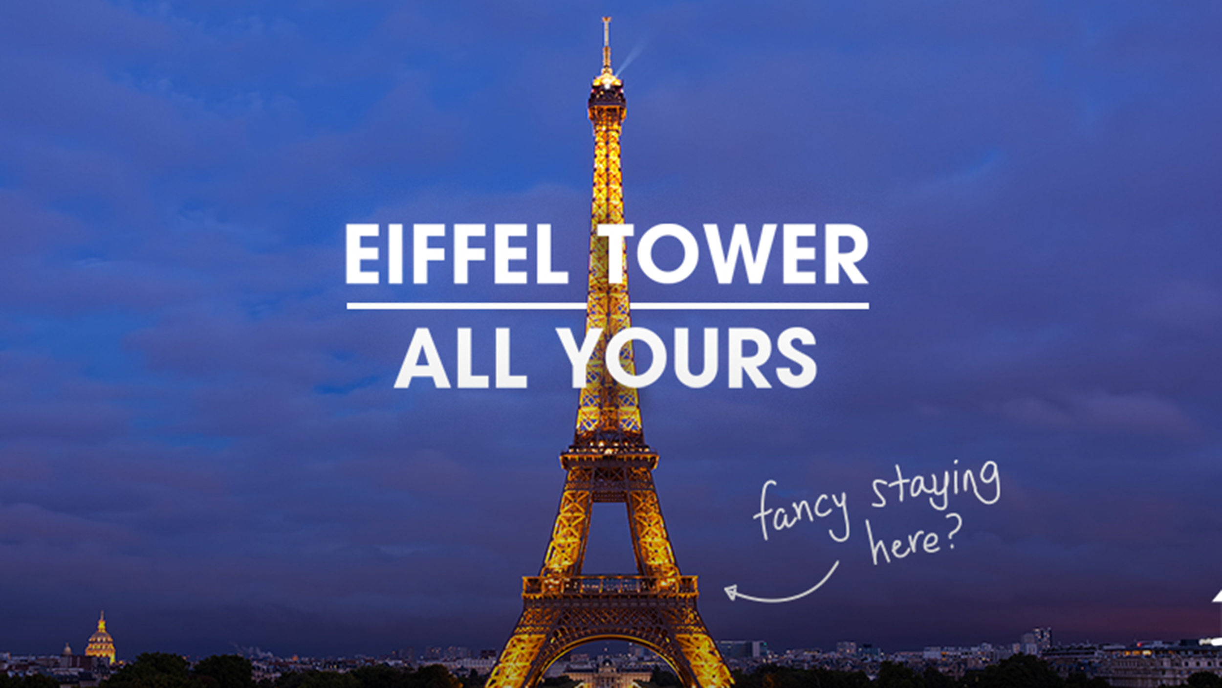 Eiffel Tower: Here's how you can rent it through HomeAway