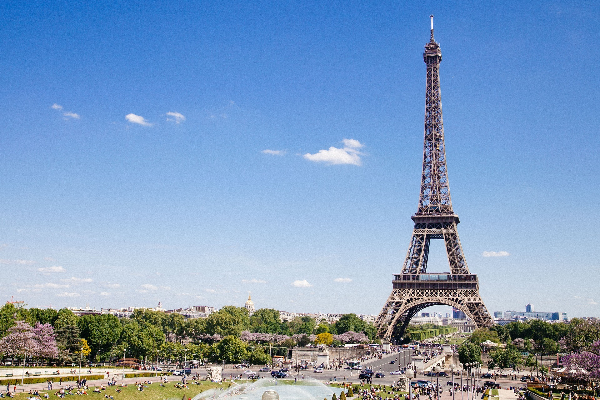 Eiffel Tower - WikiArquitectura