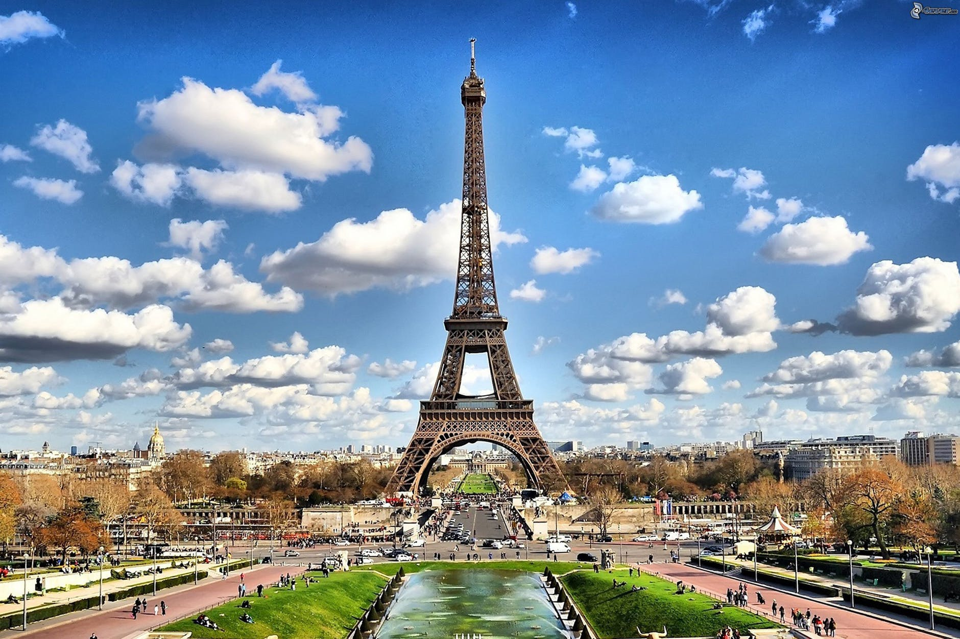 Eiffel Tower, Paris - World Site Guides