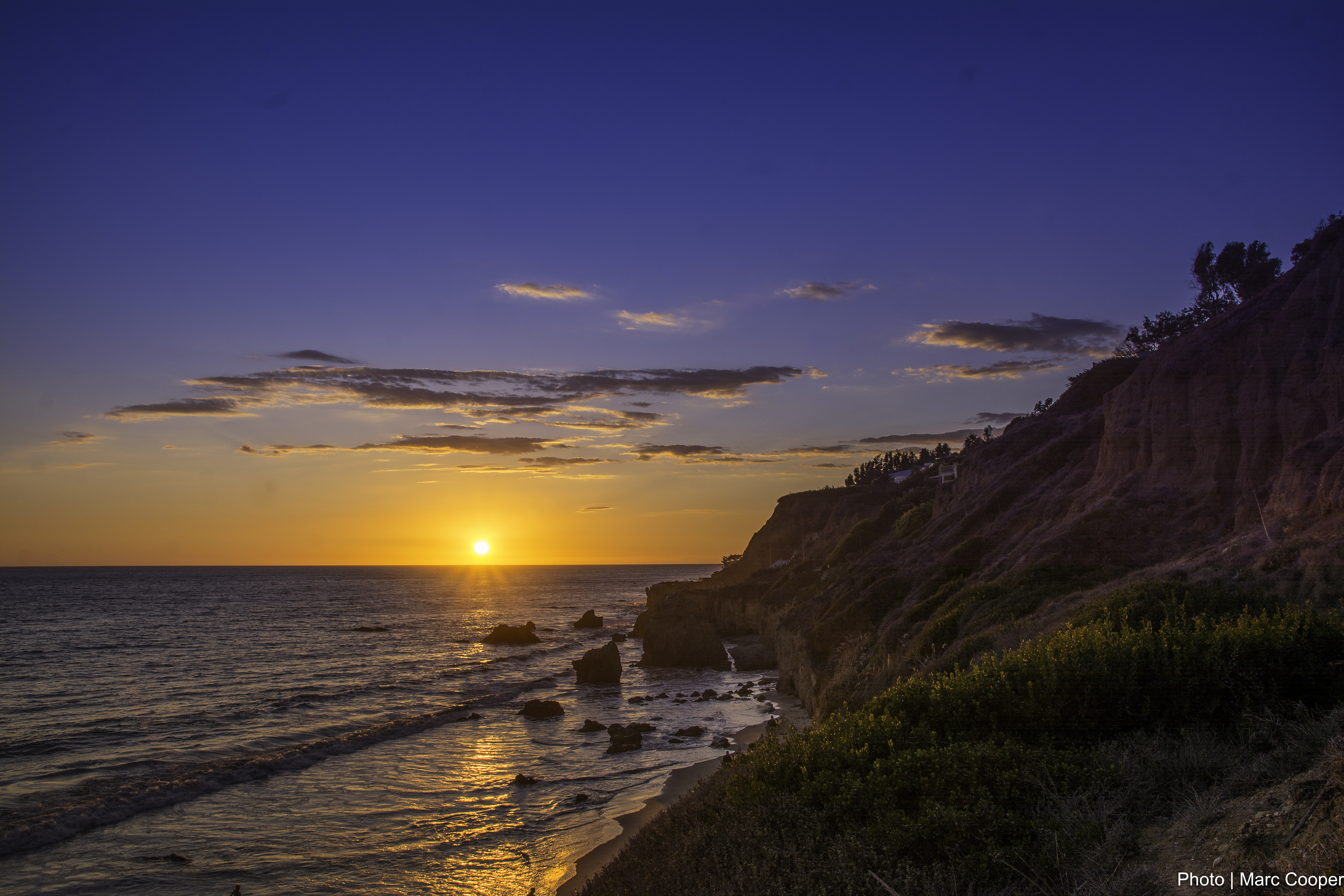 El matador state beach ca photo