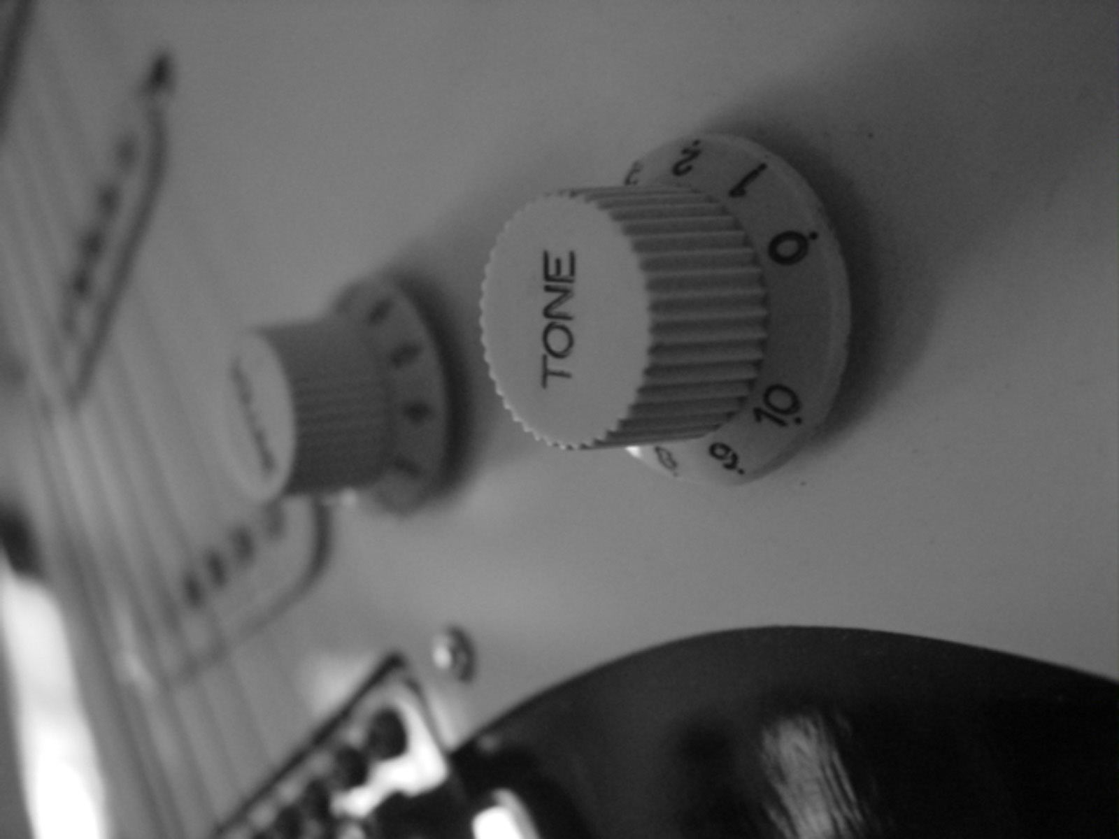 Electric guitar closeup, Blackandwhite, Closeup, Electric, Guitar, HQ Photo