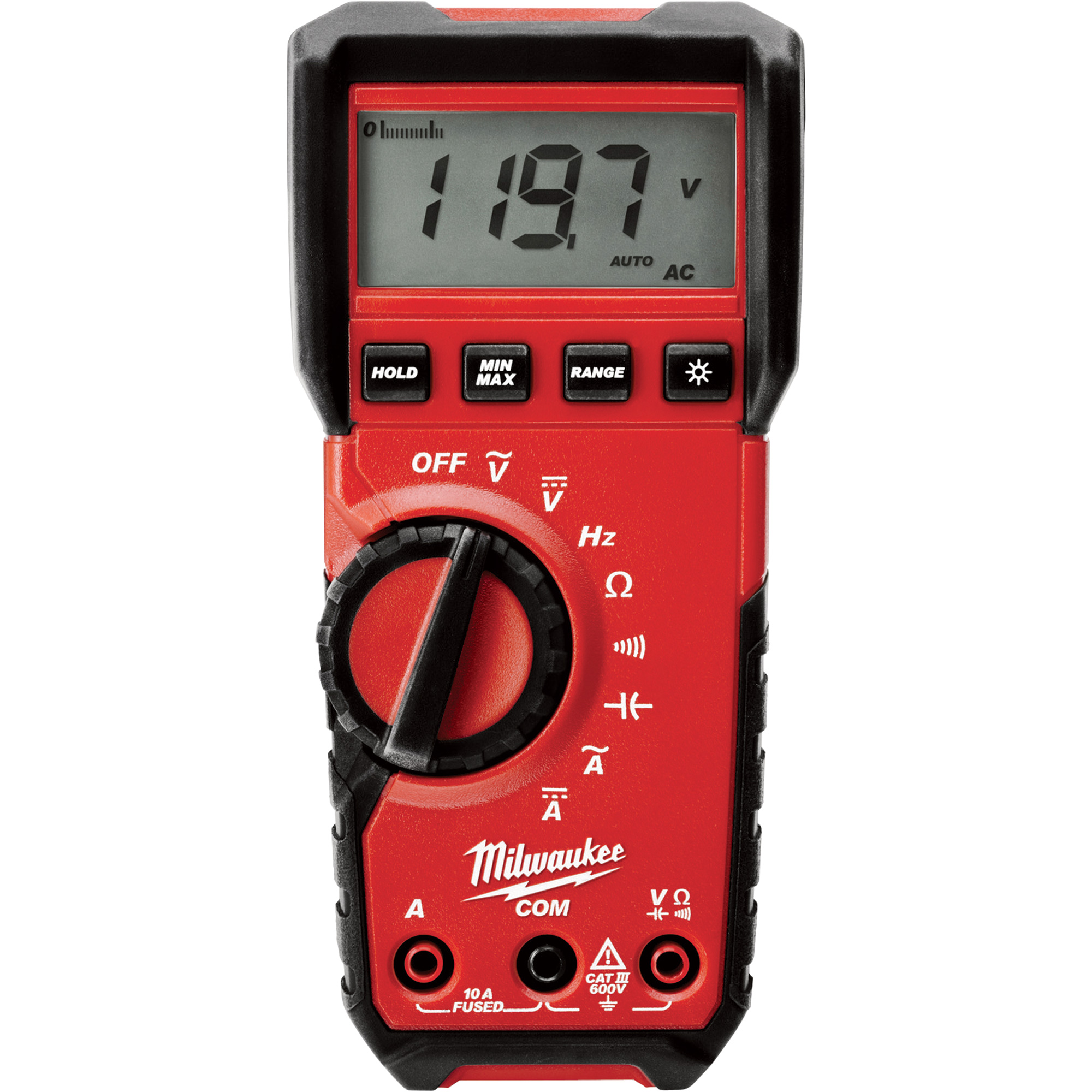 FREE SHIPPING — Milwaukee Digital Multimeter — True RMS, Model# 2216 ...