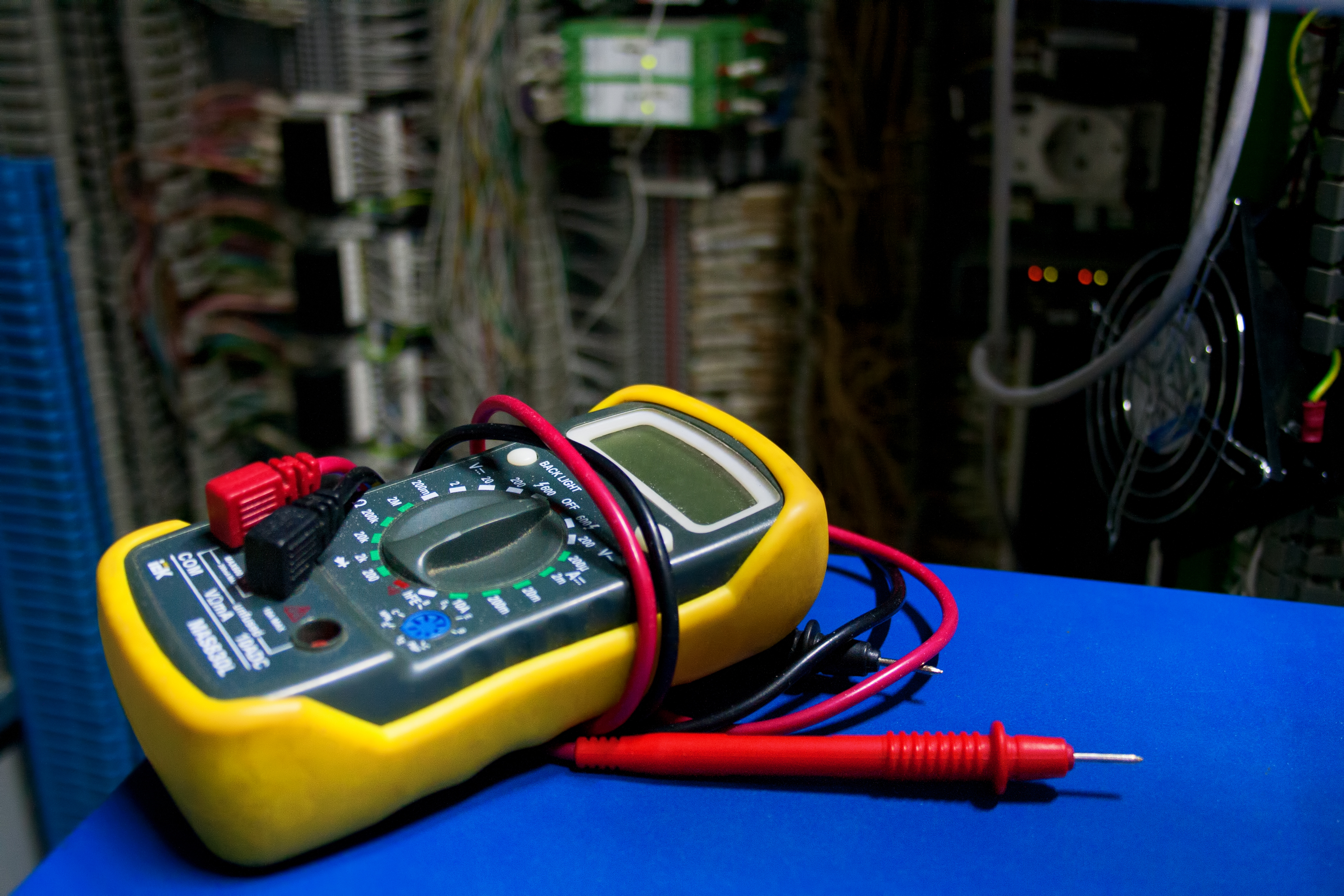 Electric Multimeter, Battery, Check, Digital, Electrical, HQ Photo
