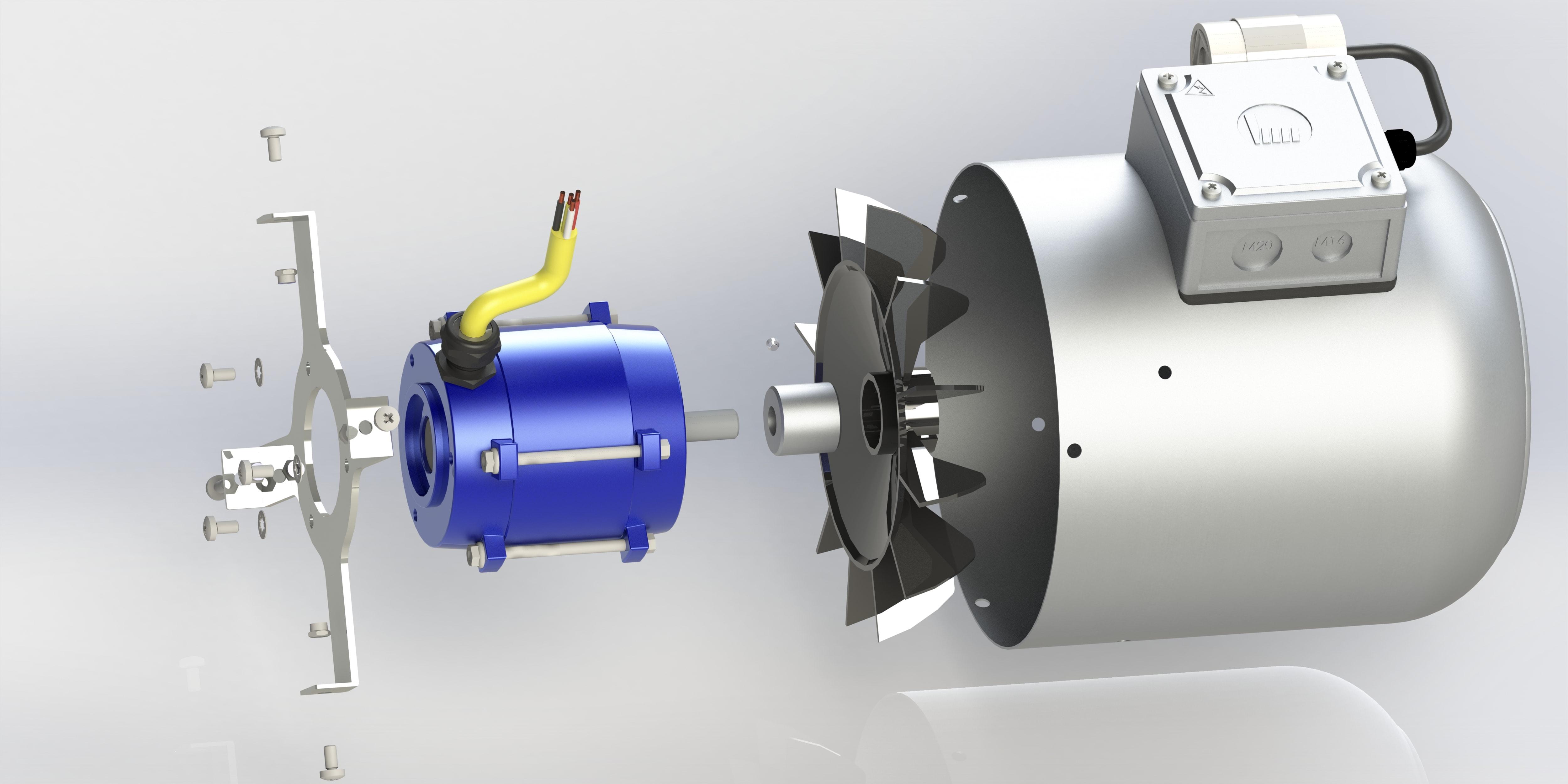 Electric ventilation photo