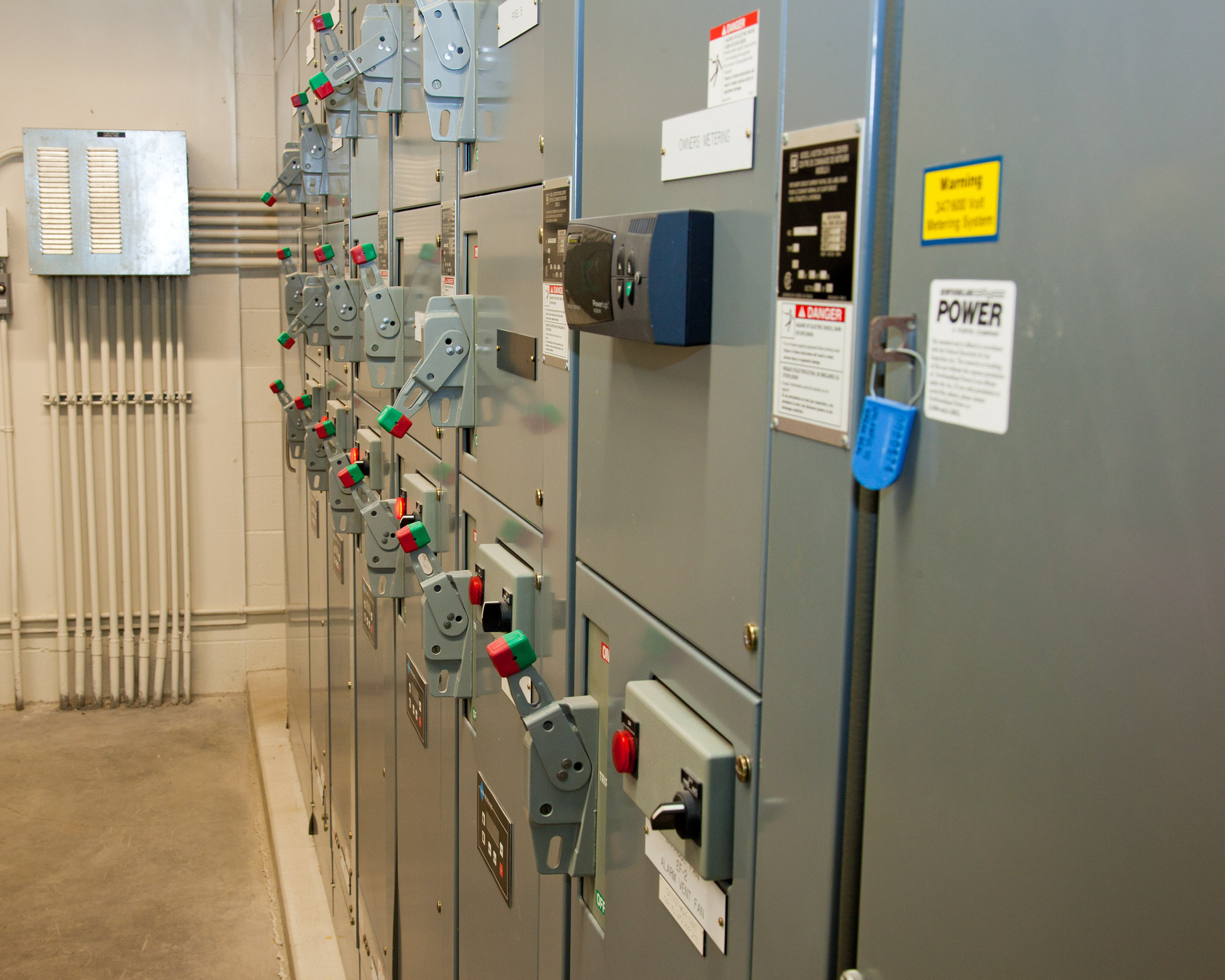Electrical Panel, Access, Industry, Utility, Switches, HQ Photo
