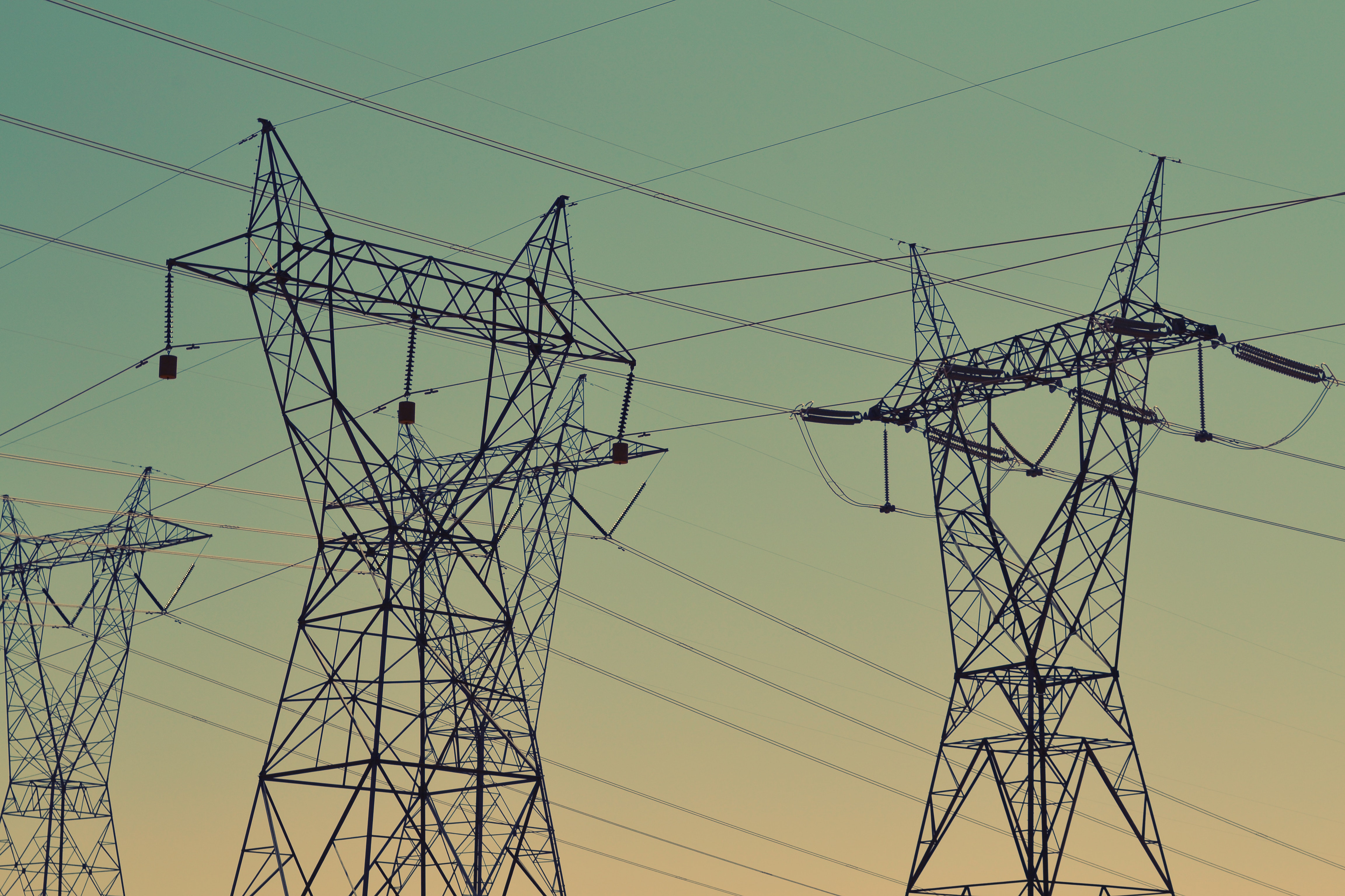 Free stock photo of electricity, energy, high voltage