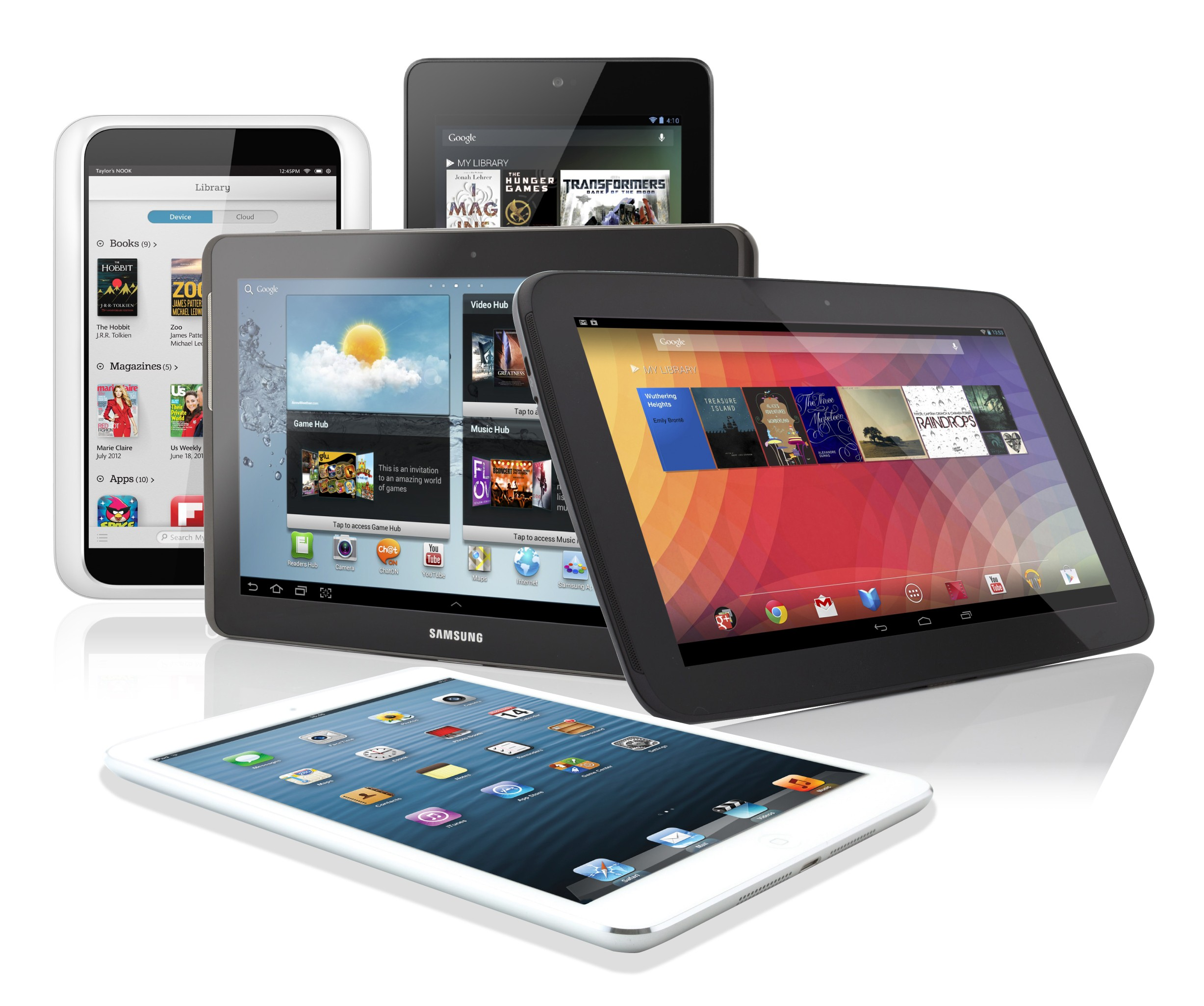Tablets photo