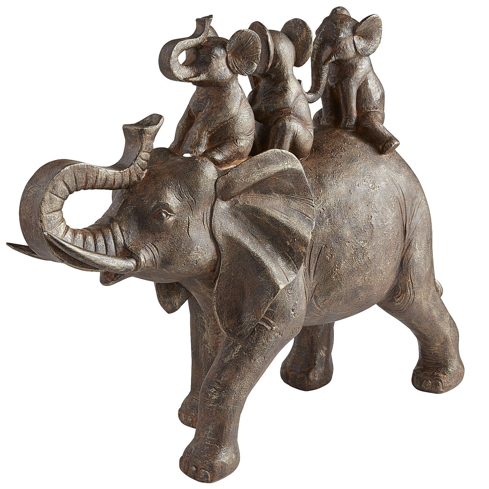 Merveilleux Elephant With Babies | Pier 1 Imports ...