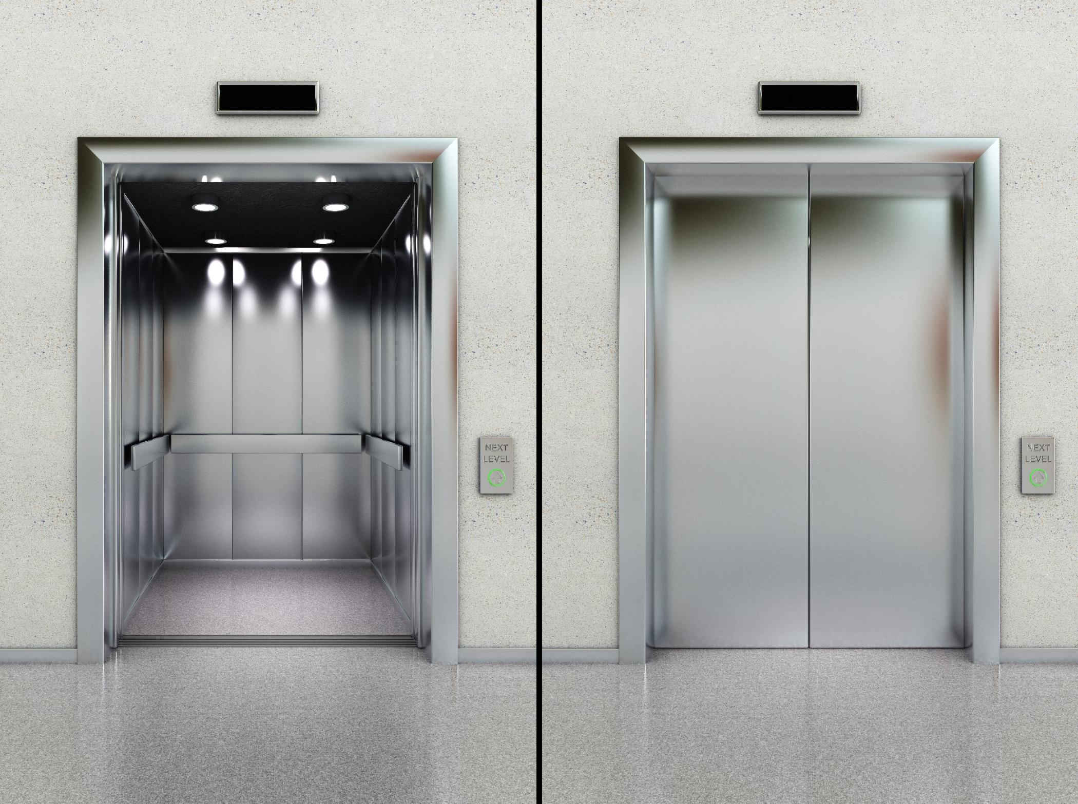 Elevator doors & Free photo: Elevator doors - elevator doors - Non-Commercial - Free ...