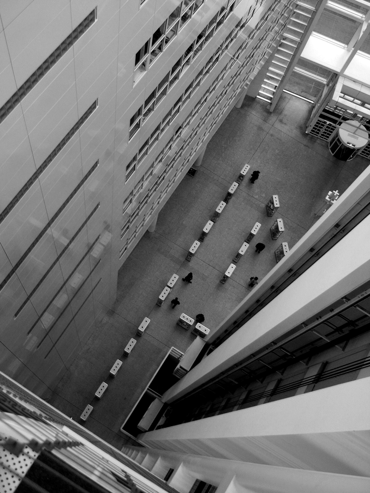 Elevator shot photo
