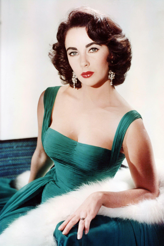 Vintage Elizabeth Taylor Photos and Style - Elizabeth Taylor's Birthday