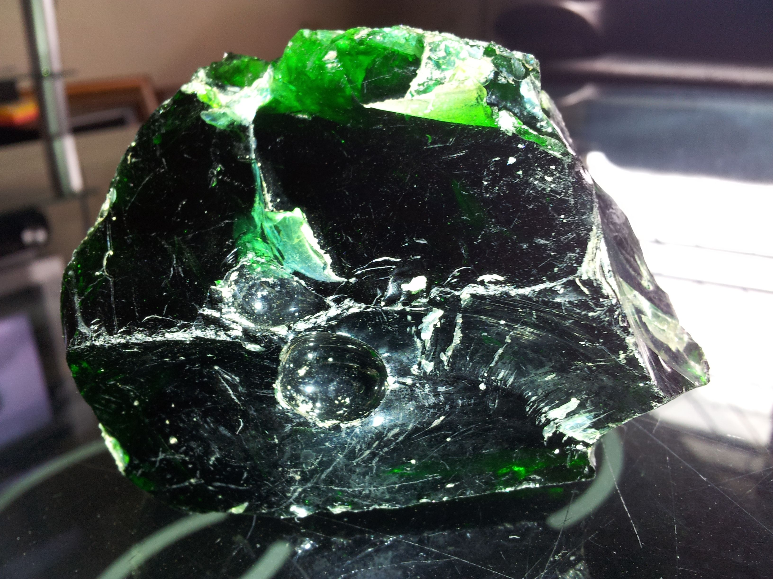 Crystal form of Emerald gemstone -one of the most precious of all ...