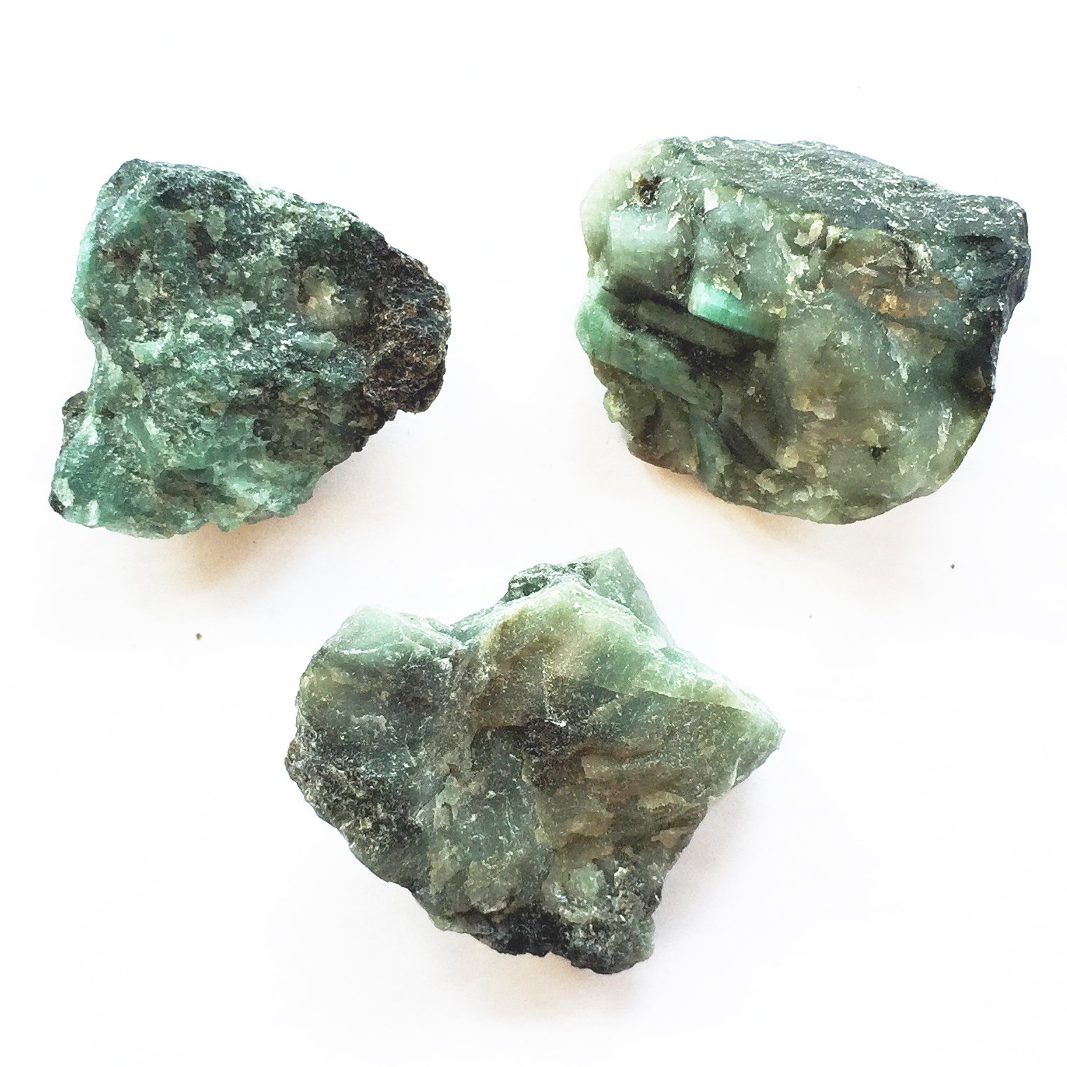 Emerald Raw Stone Crystal at HAPPY SOUL ONLINE – Happy Soul Online