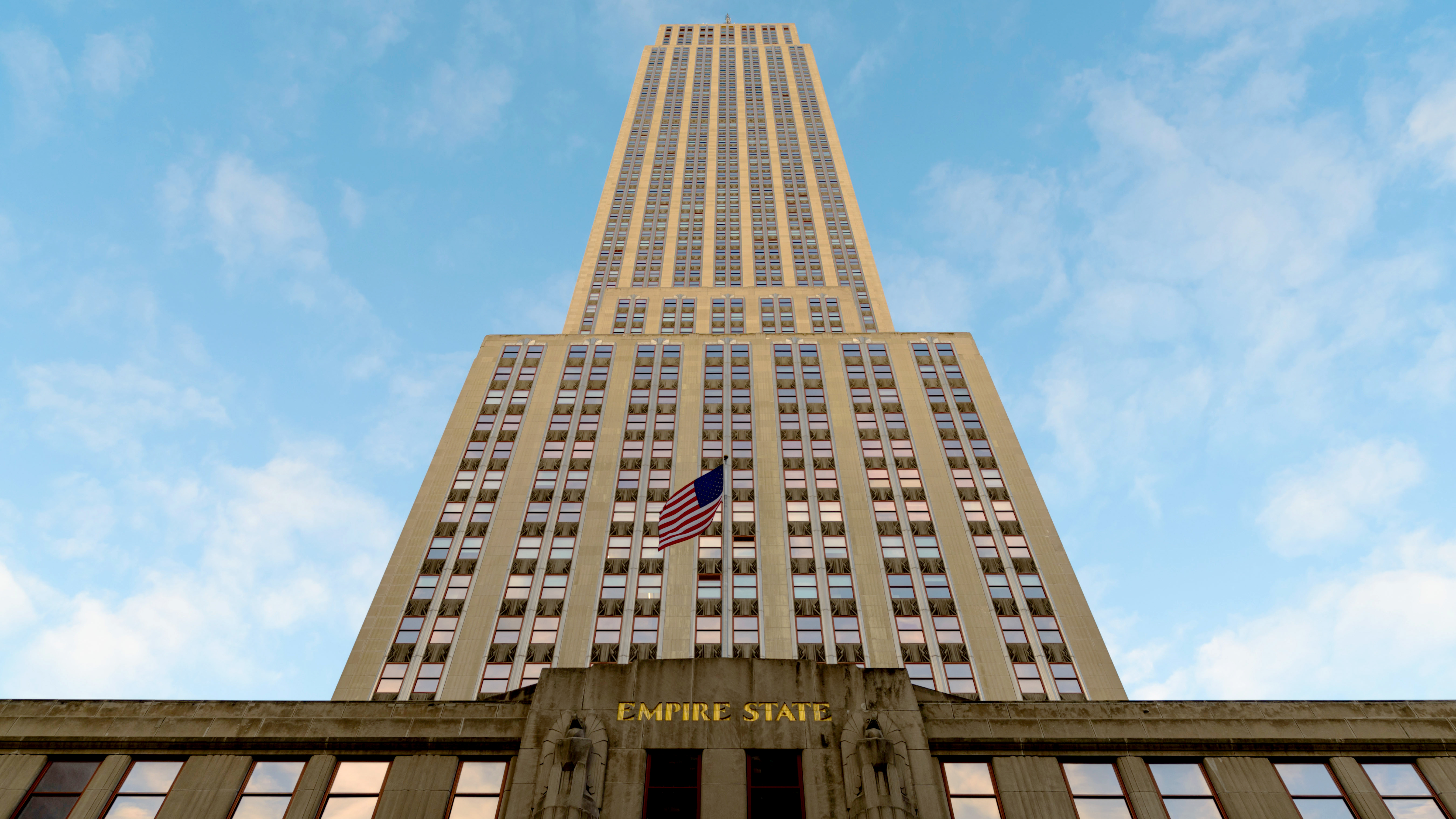 Secrets of the Empire State Building as it celebrates 85 Building of the empire state pictures