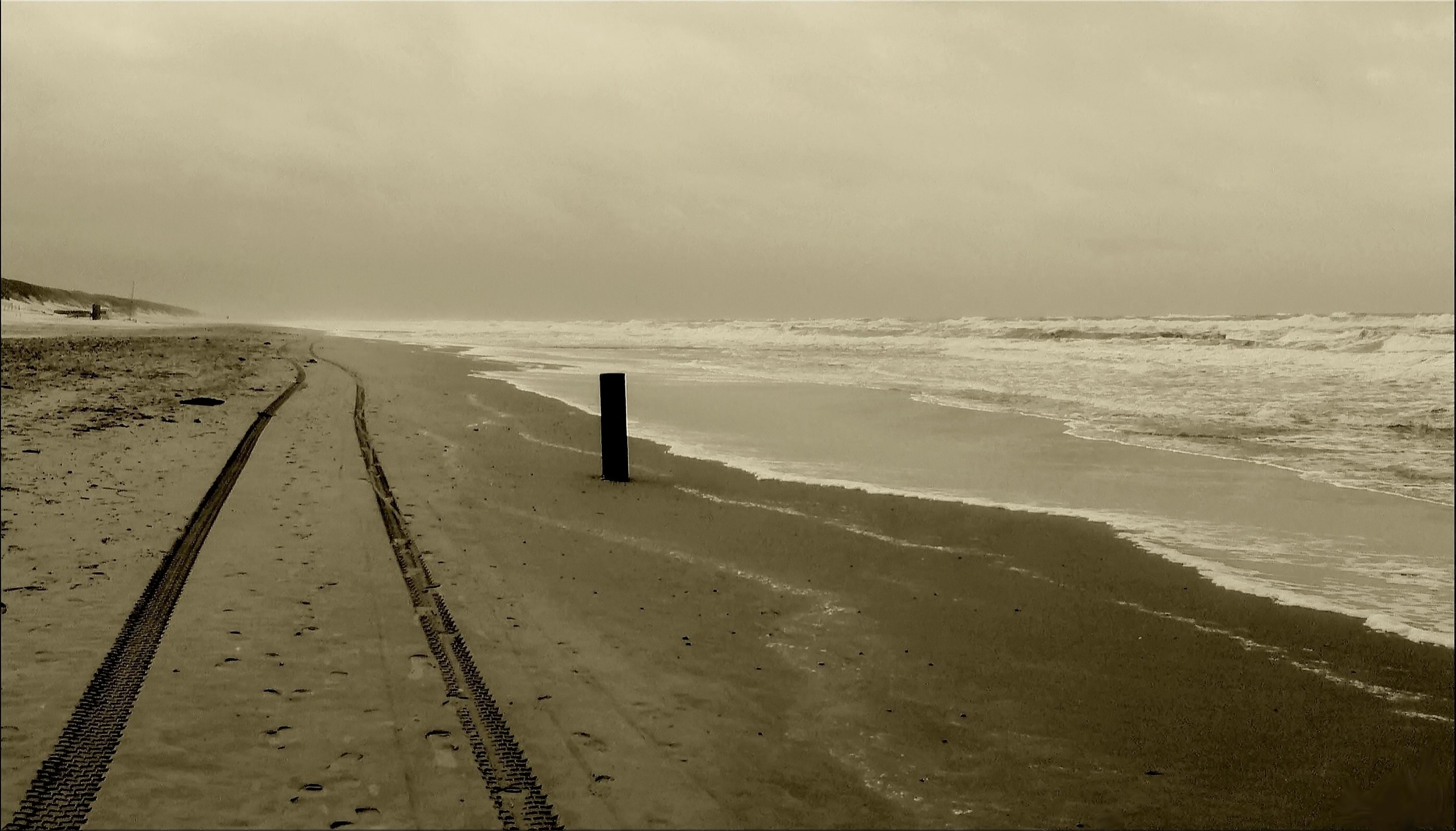 Empty Beach, Beach, Empty, Nature, River, HQ Photo