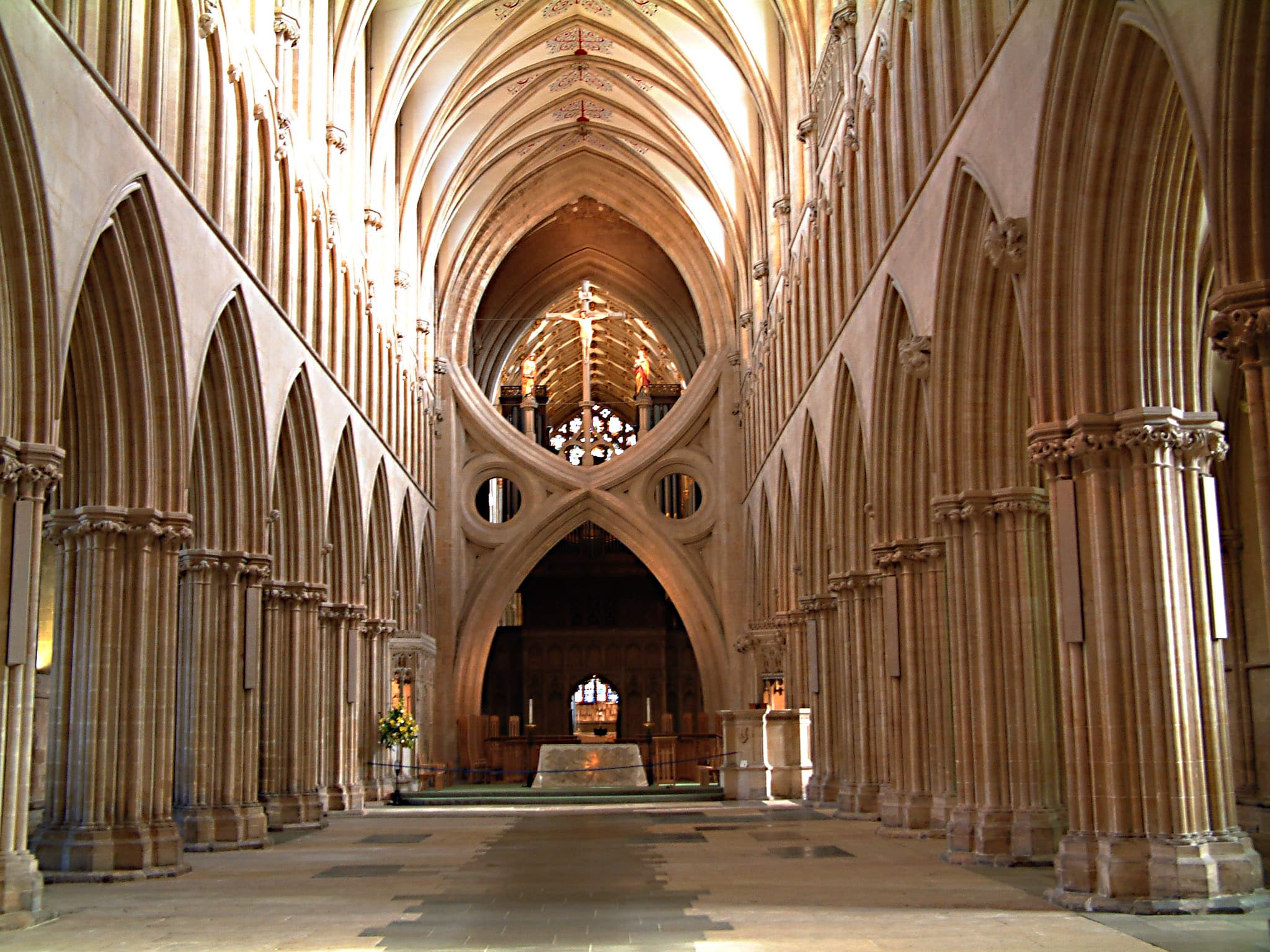 Venue Hire - Wells Cathedral