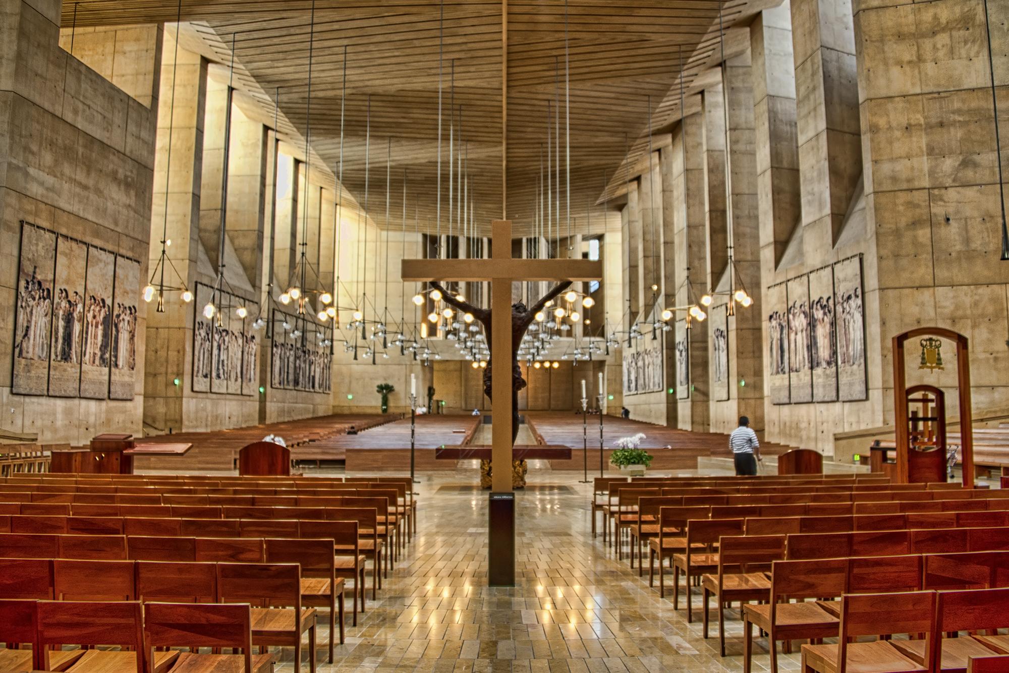 Empty sermon The Marke's World