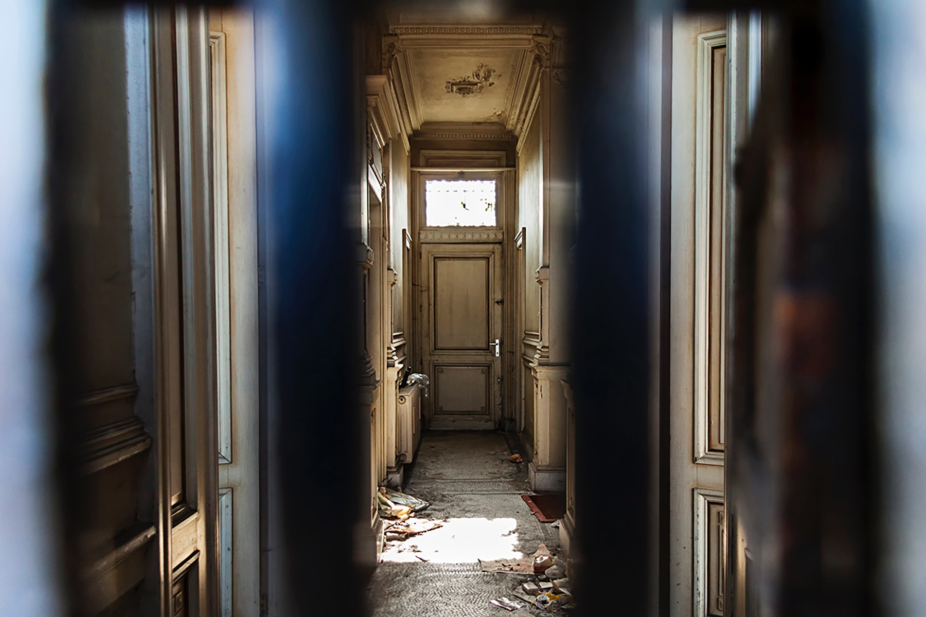 Empty Hallway, Abandoned, Architecture, Building, Daylight, HQ Photo