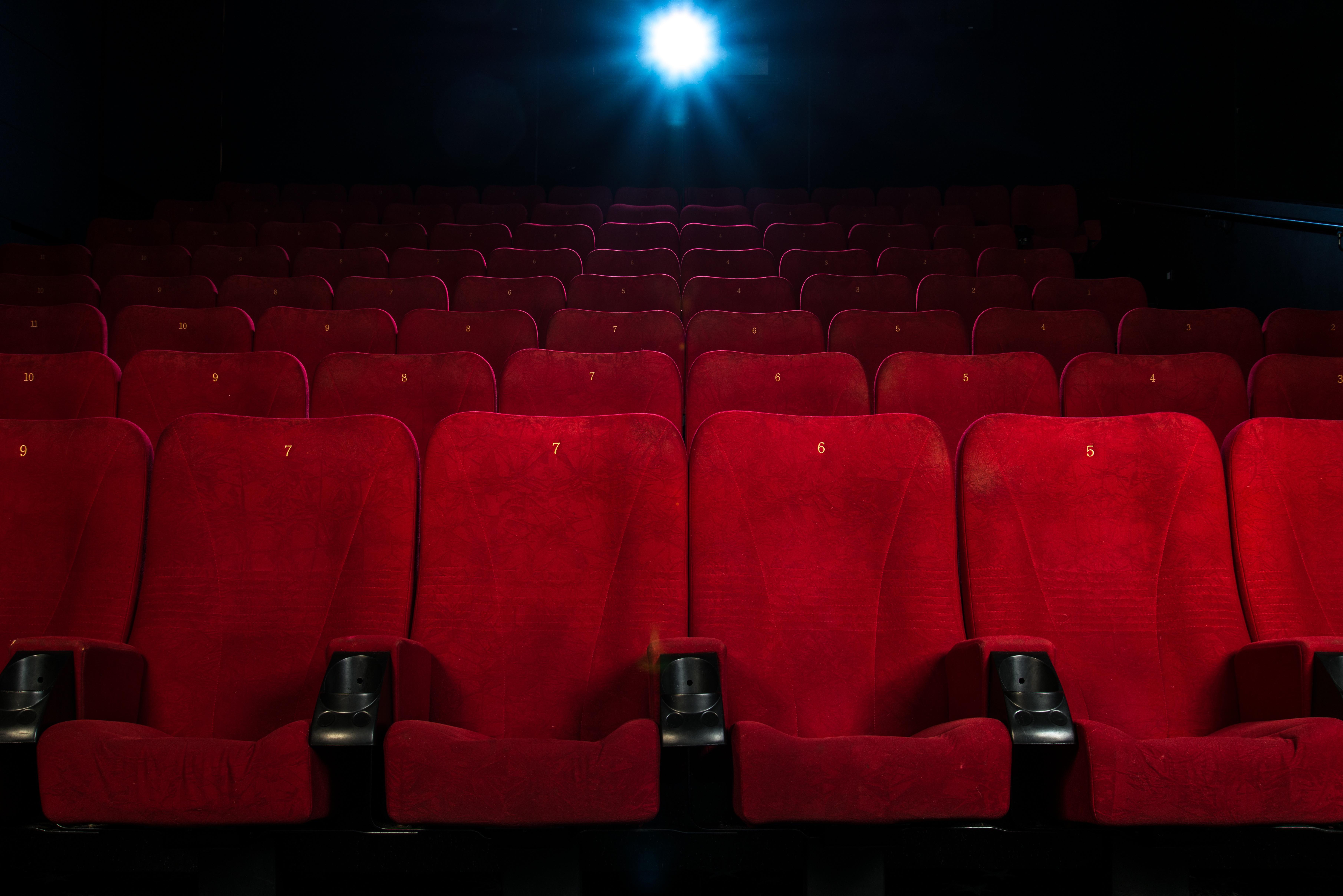 6 Bad Movies u2013 The Robotu0027s Pajamas & Free photo: Empty Movie Theatre - Room Red Rays - Free Download ...
