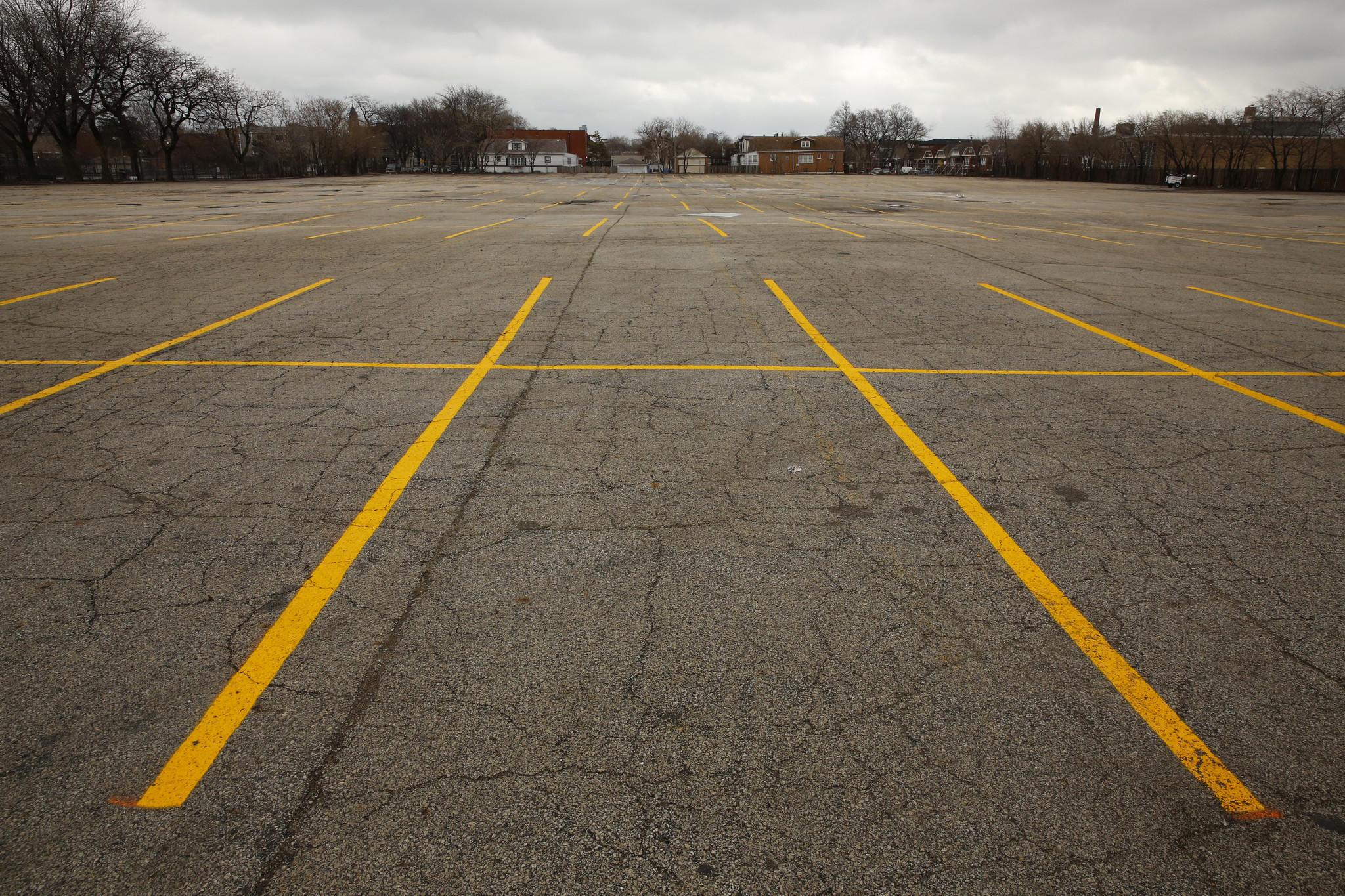 Cubs fight for remote parking lot - tribunedigital-chicagotribune