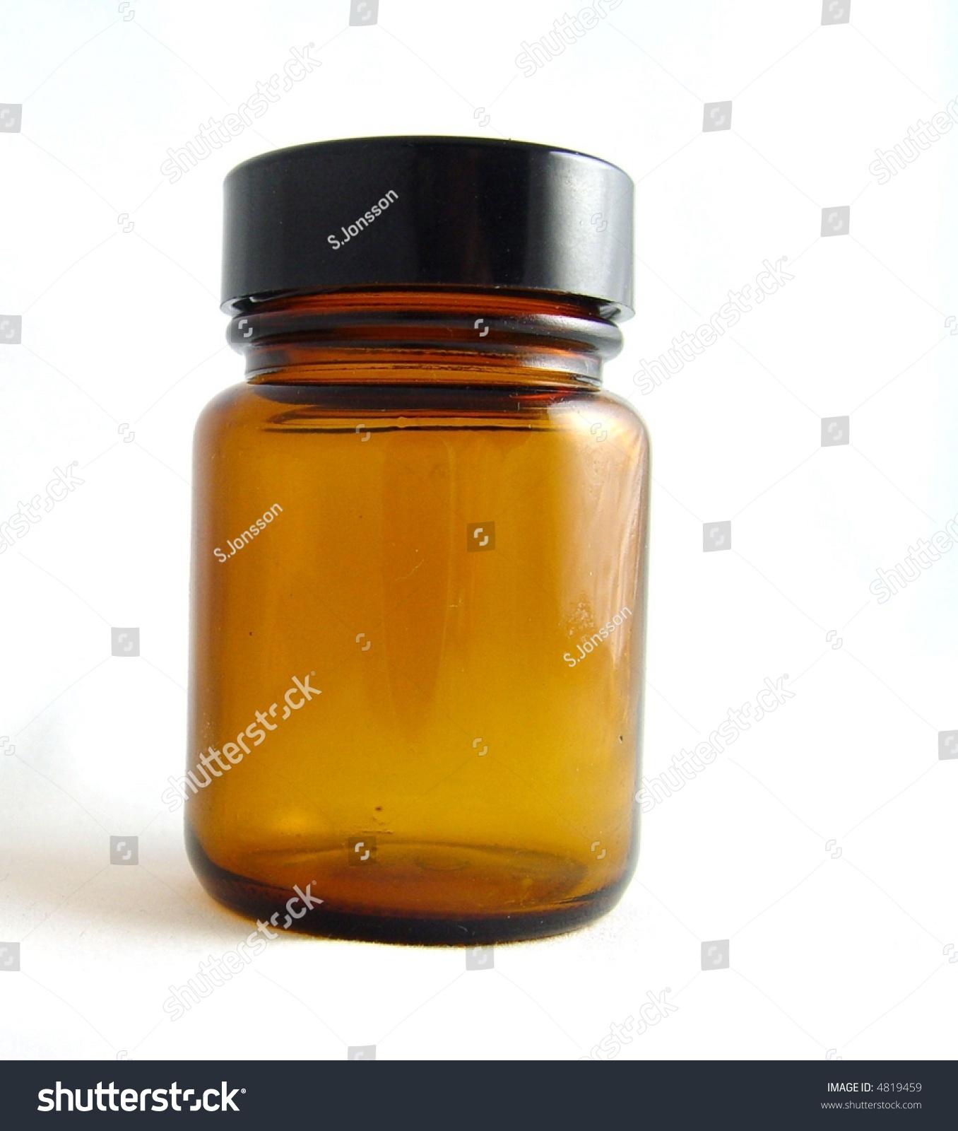 Empty Pill Bottle Stock Photo 4819459 - Shutterstock