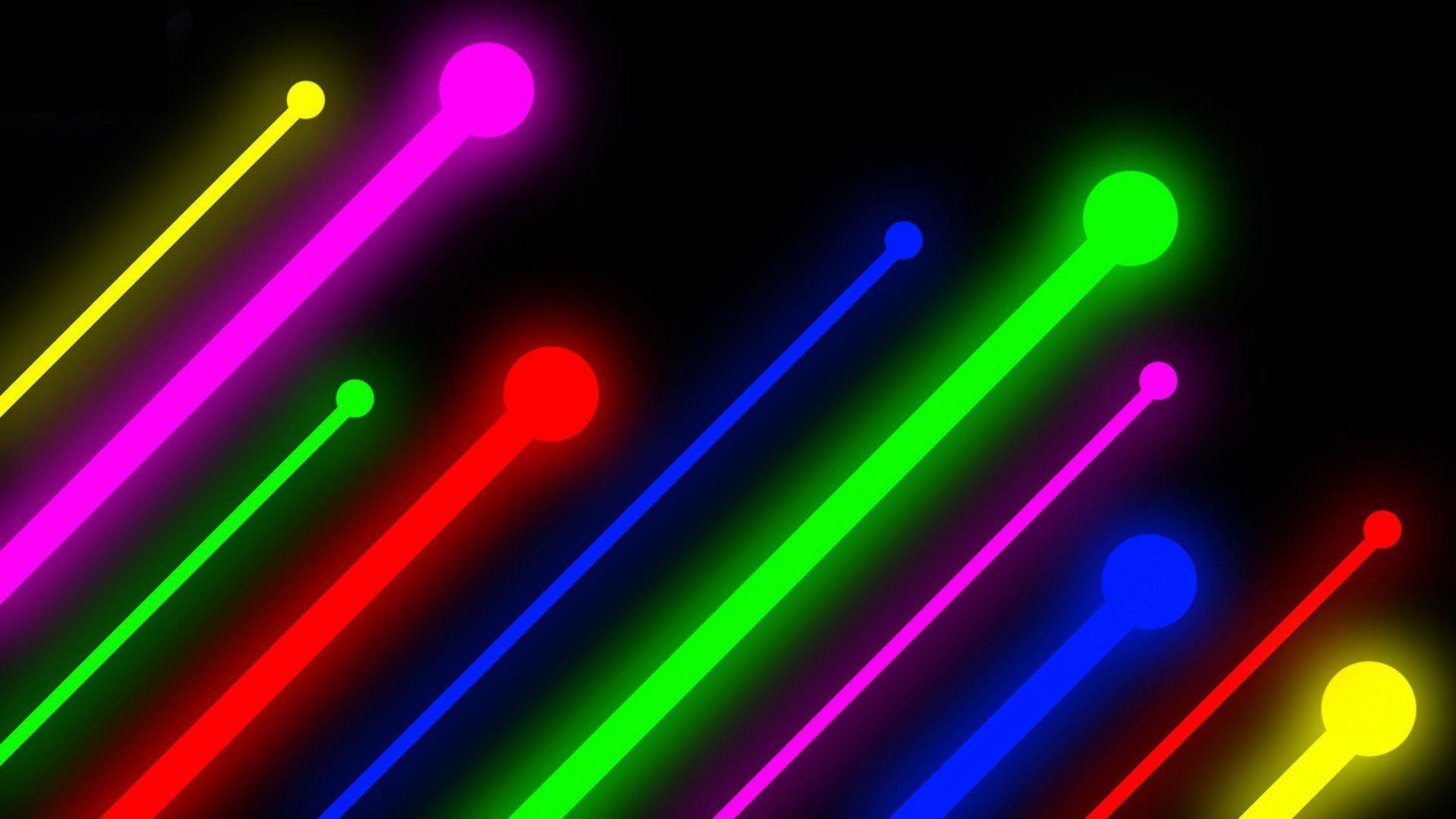 Abstract Neon Wallpaper (64+ images)