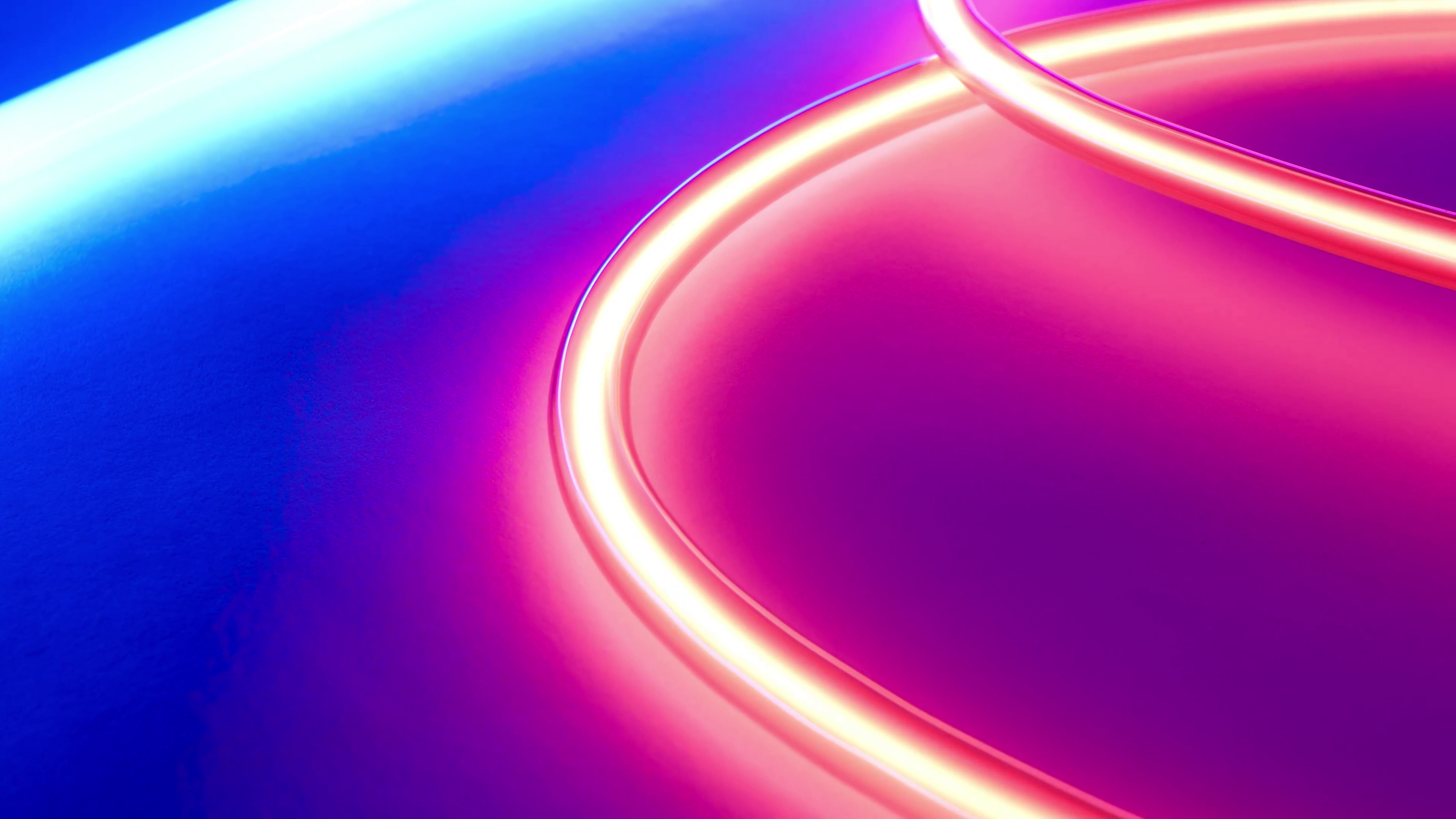 Abstract neon lights background 4k Stock Video Footage - Videoblocks