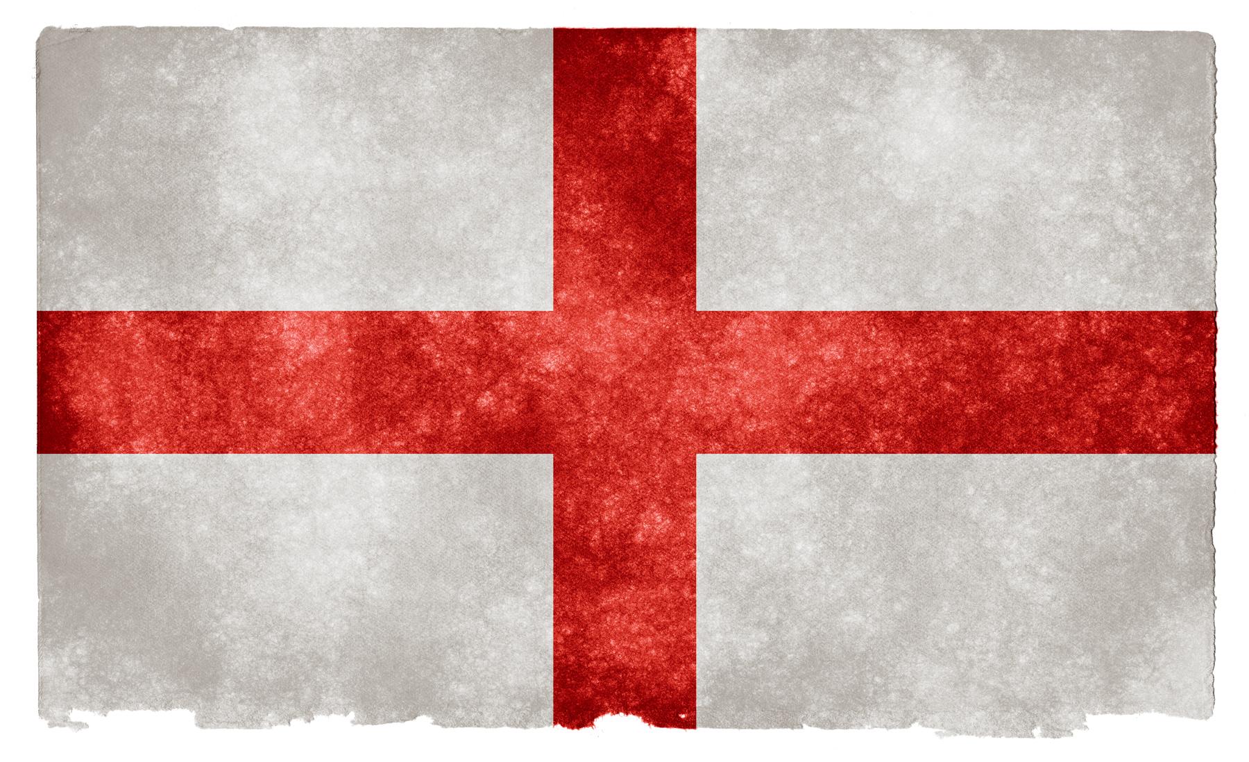 England Grunge Flag, Aged, Proud, Identity, Image, HQ Photo