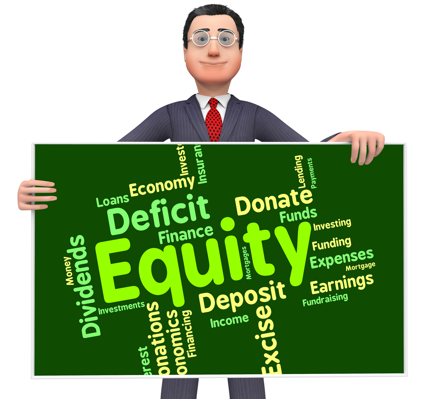 Equity Word Shows Fund Capital And Riches, Asset, Assets, Capital, Equity, HQ Photo