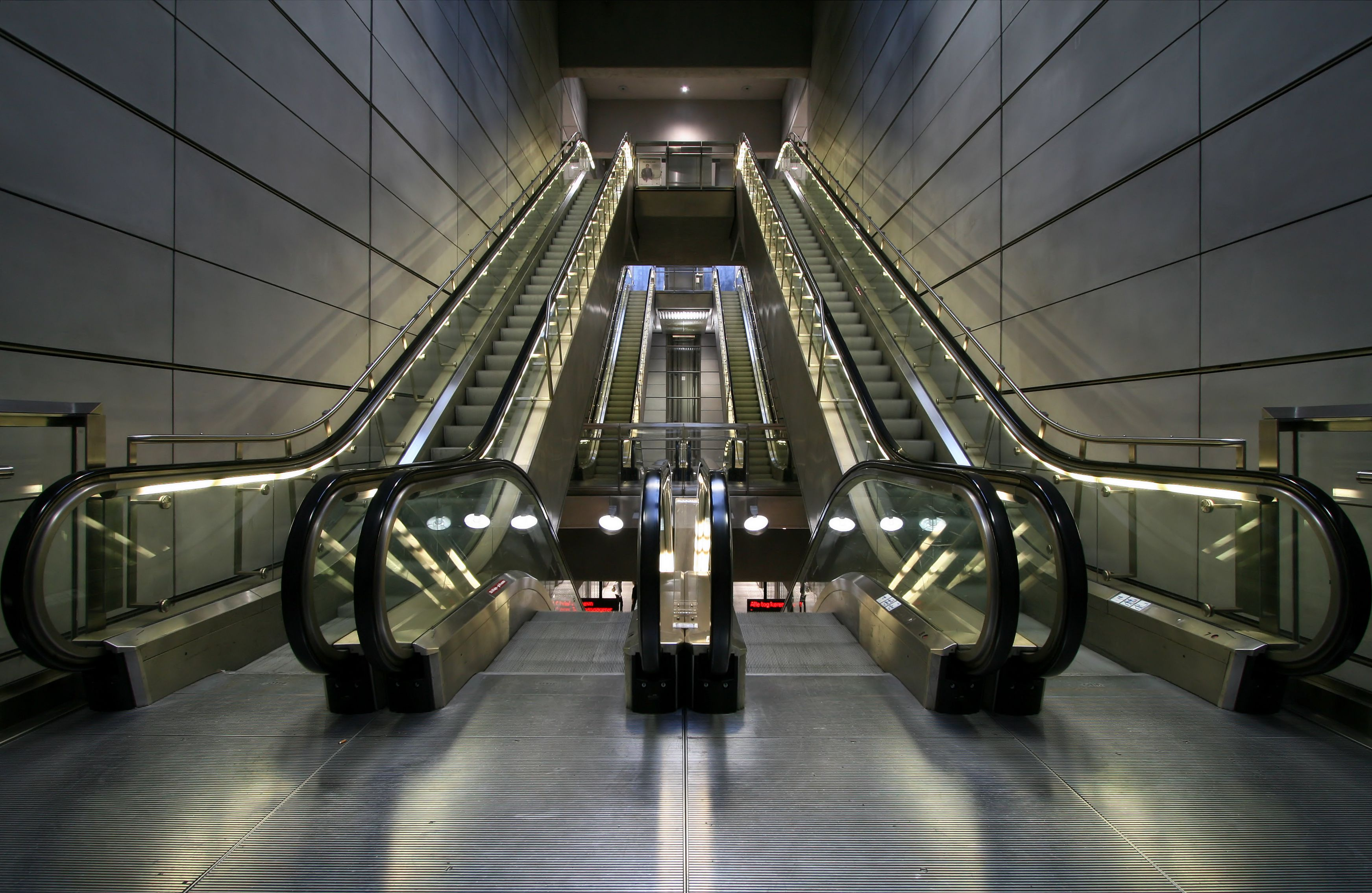 Who Invented the Escalator?