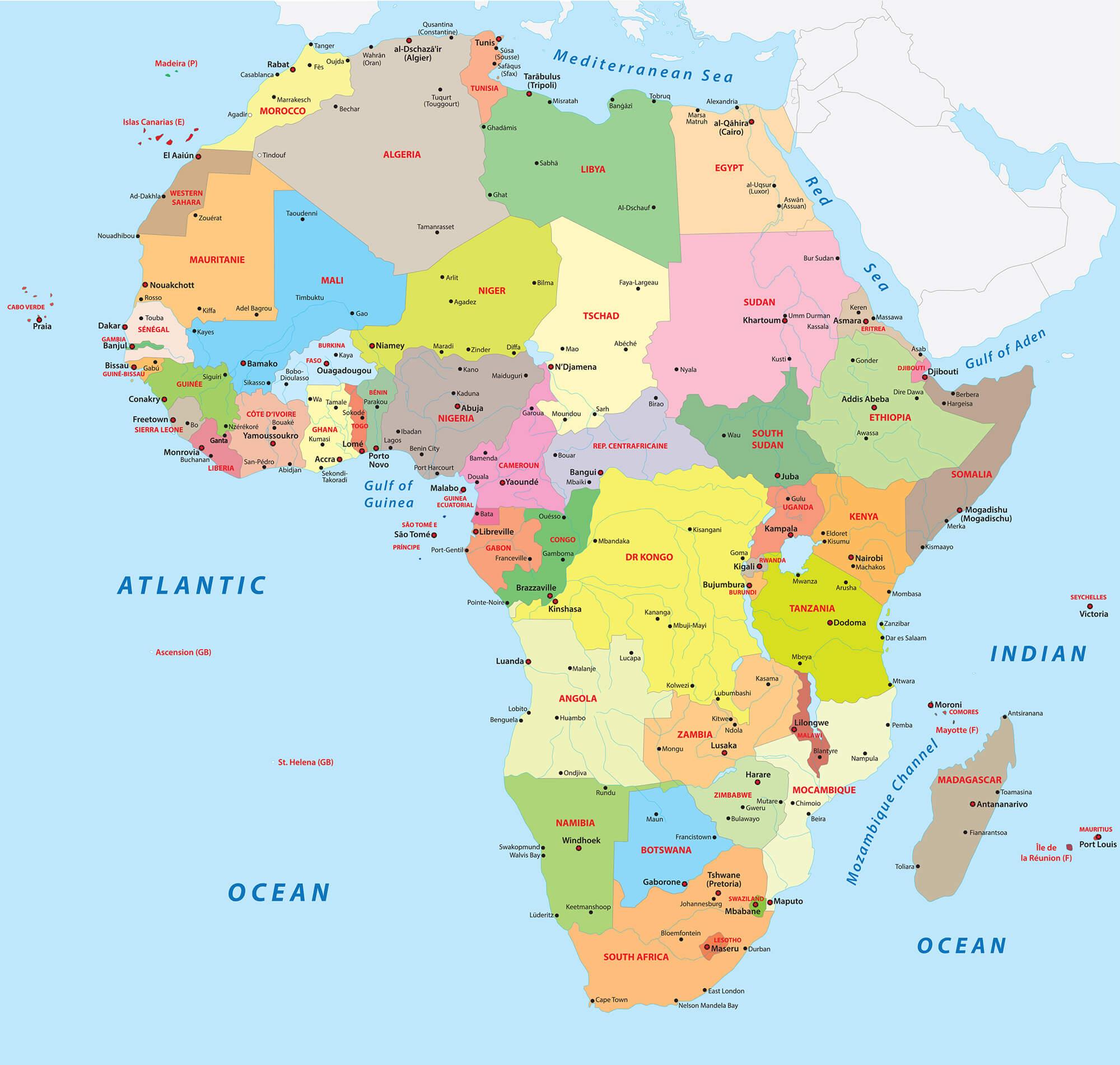 Afrika äthiopien