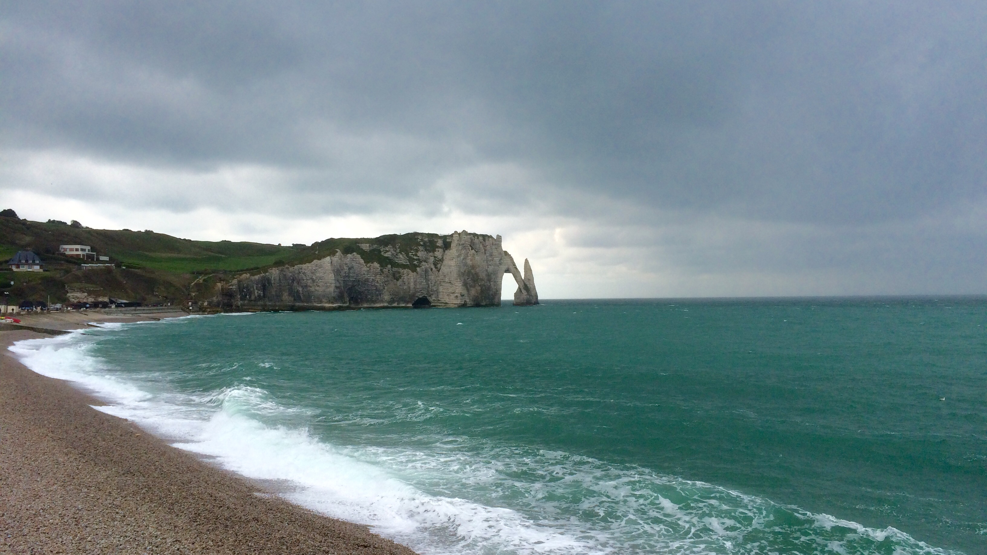 Etretat - Seine-Maritime, Beach, Coast, Landscape, Outdoor, HQ Photo