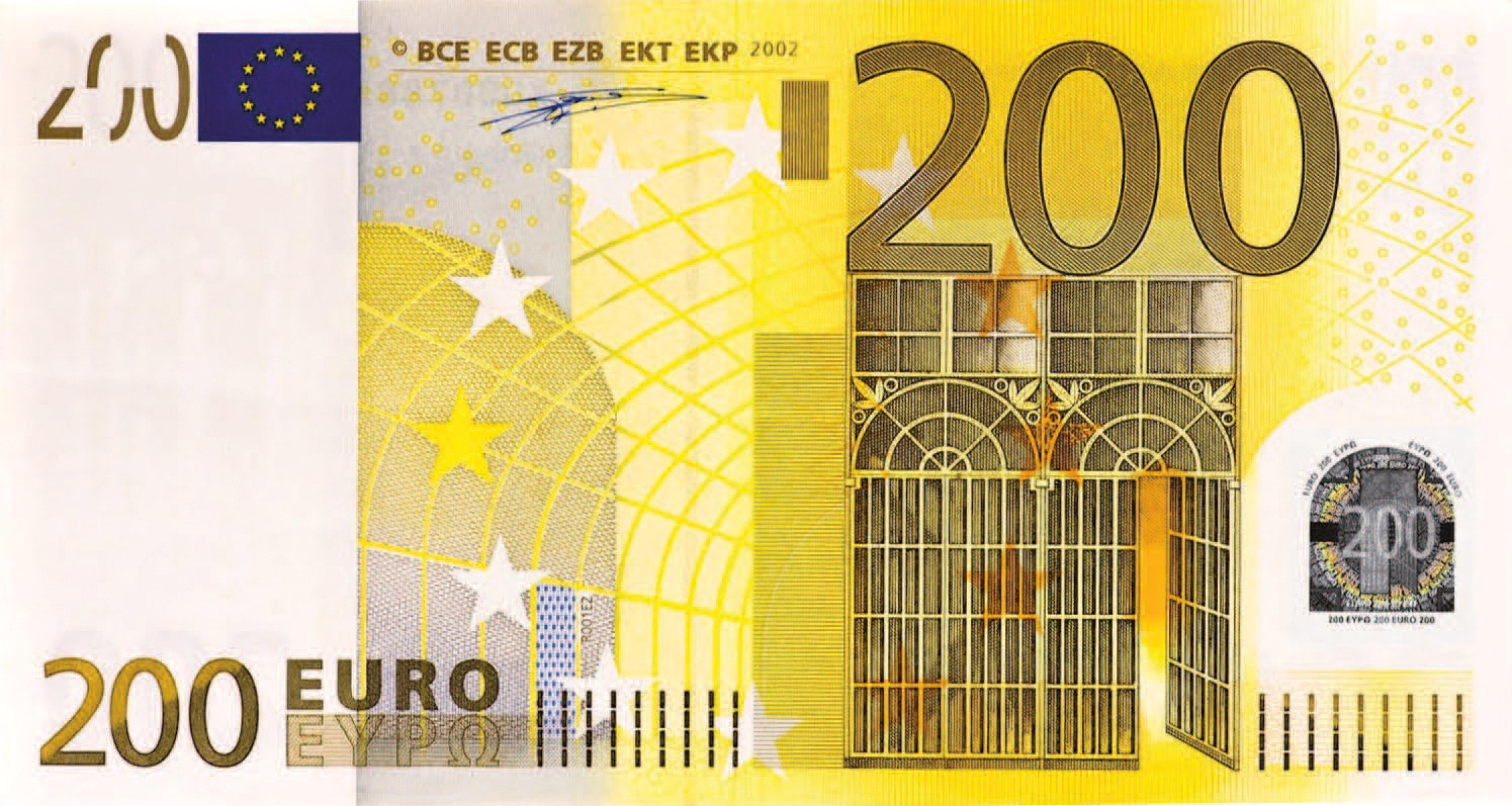 200 Euro · Free Stock Photo