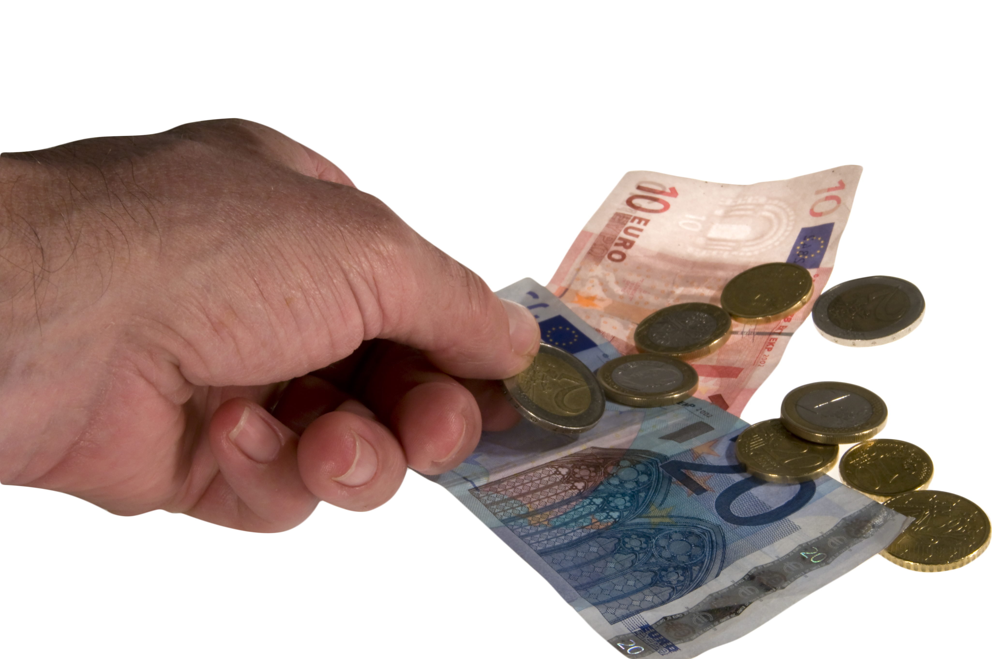 Euros Rich Purchase Price Payment Hq Photo