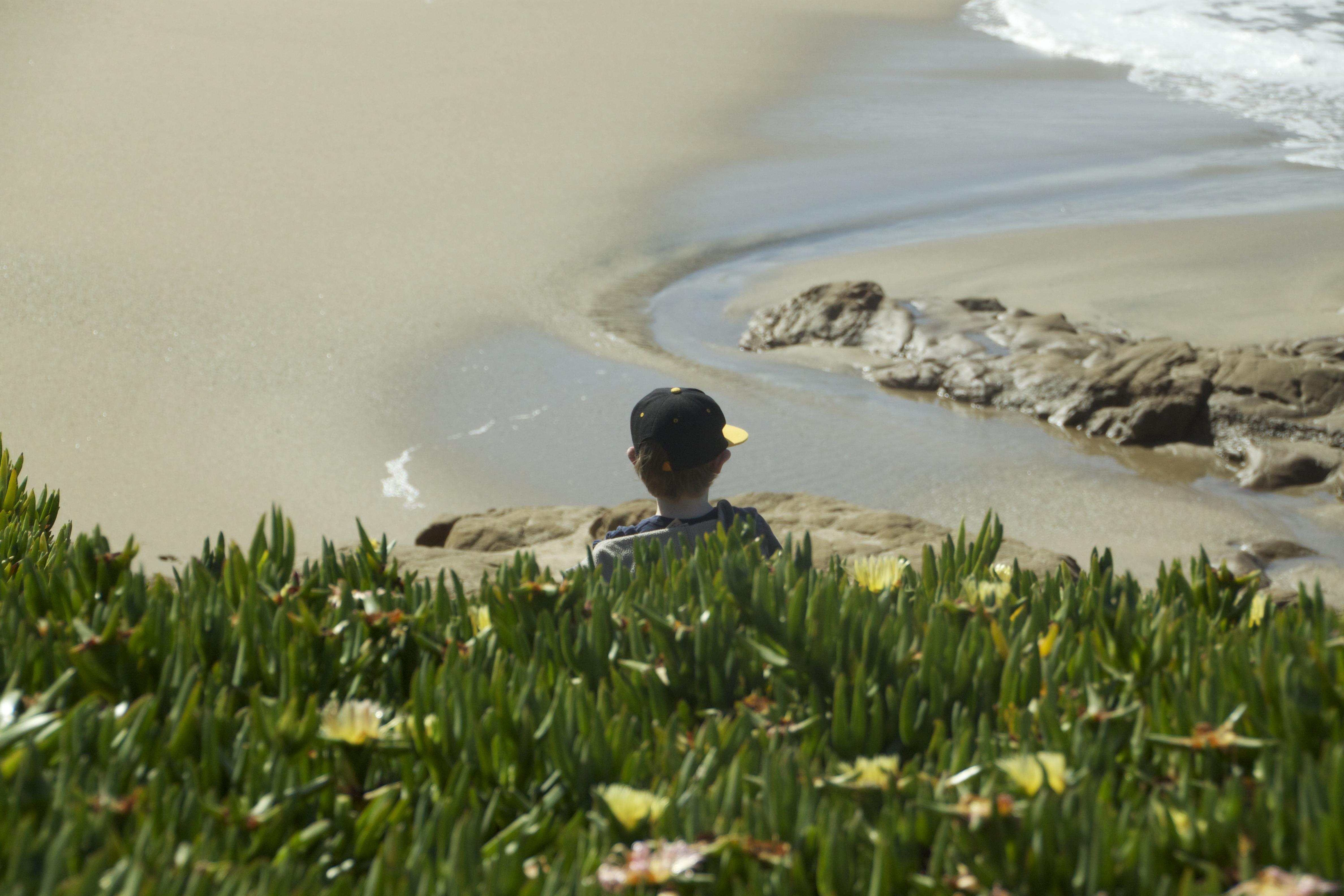 Evan, shore