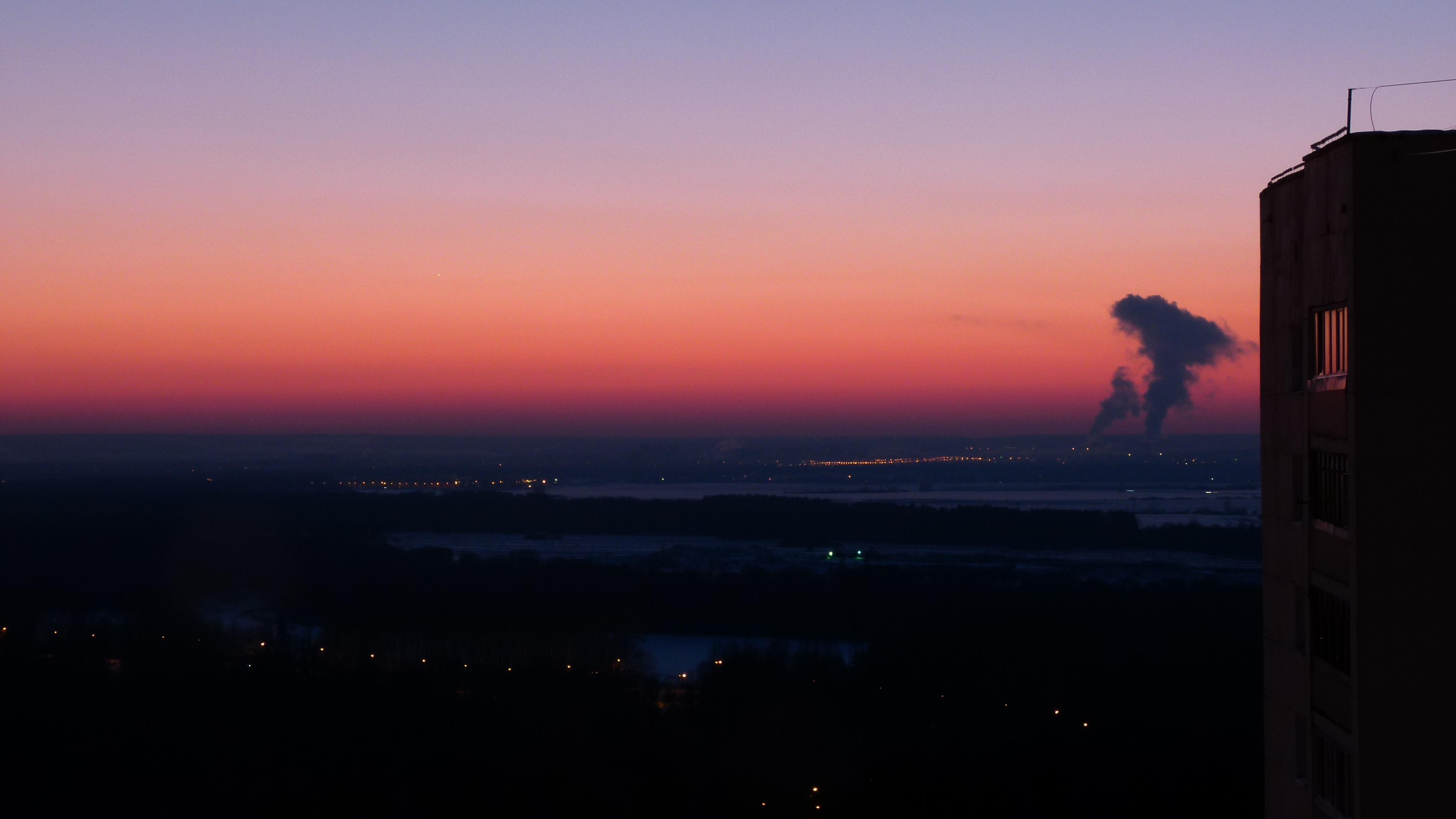 Ufa sunset - Imgur