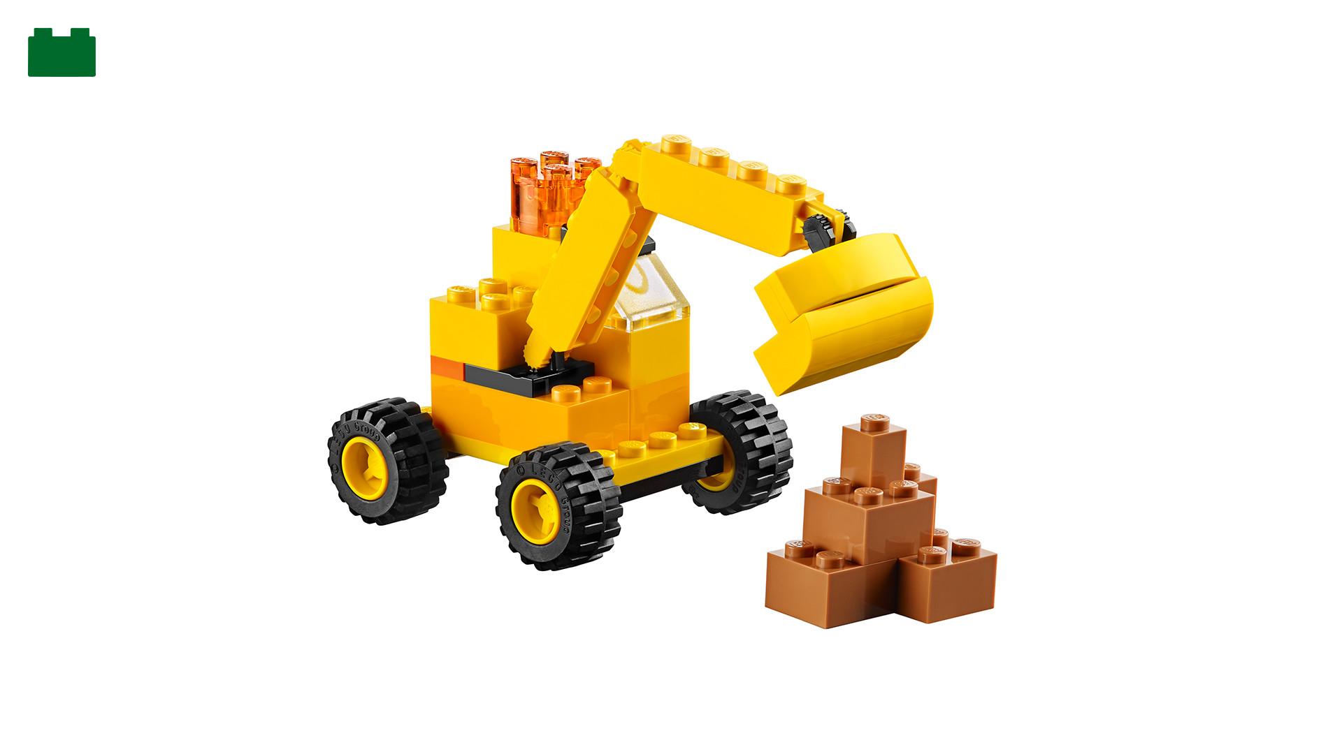 Excavator - - LEGO® Classic - LEGO.com US