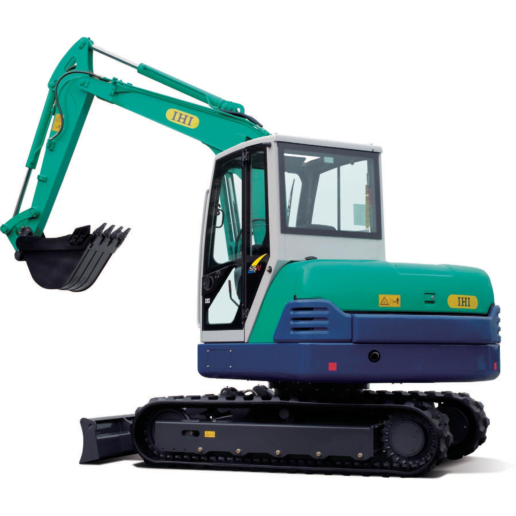 Excavator photo