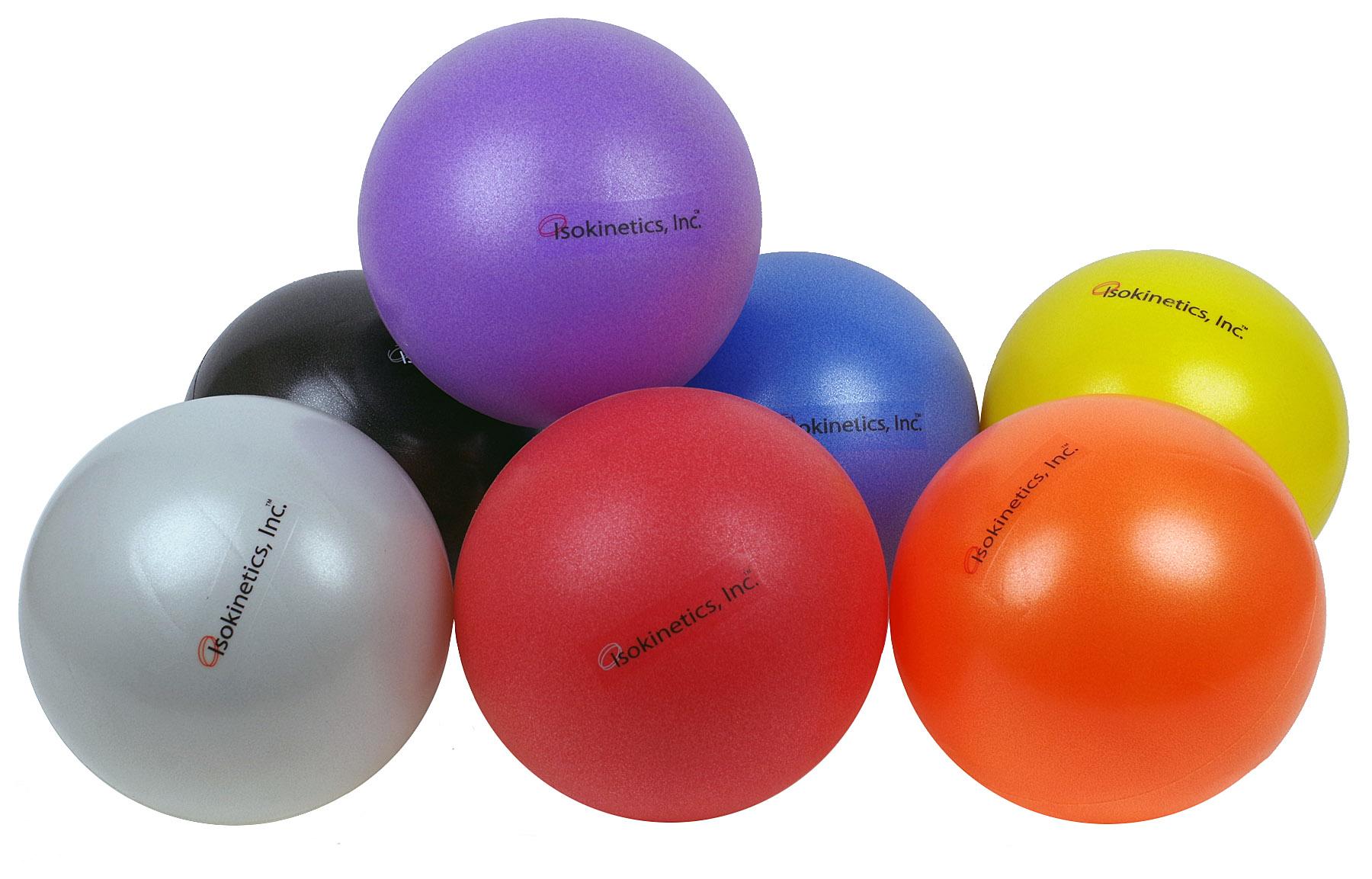 Exercise balls photo