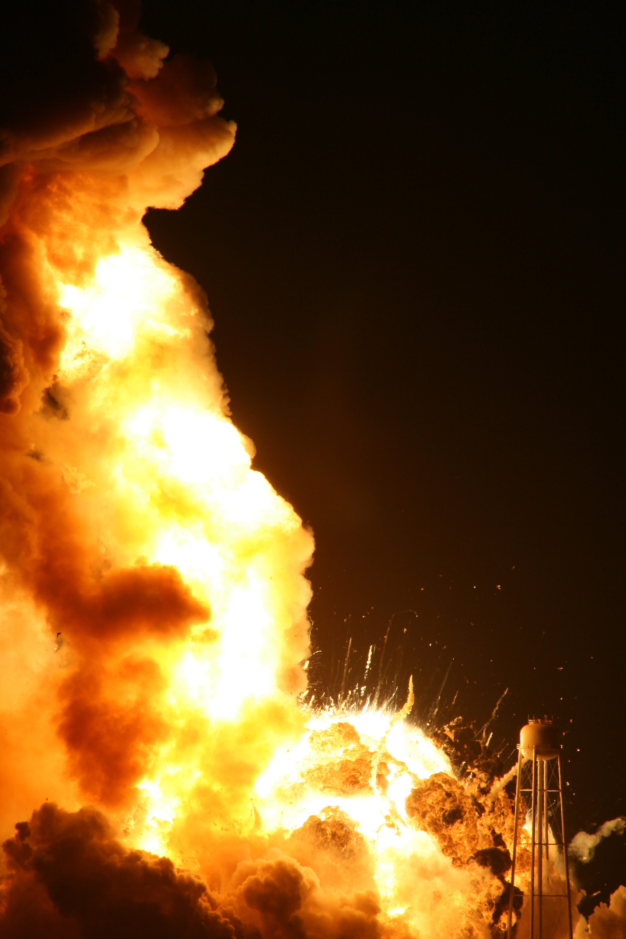 Why NASA Blew Up a Rocket Just After Launch