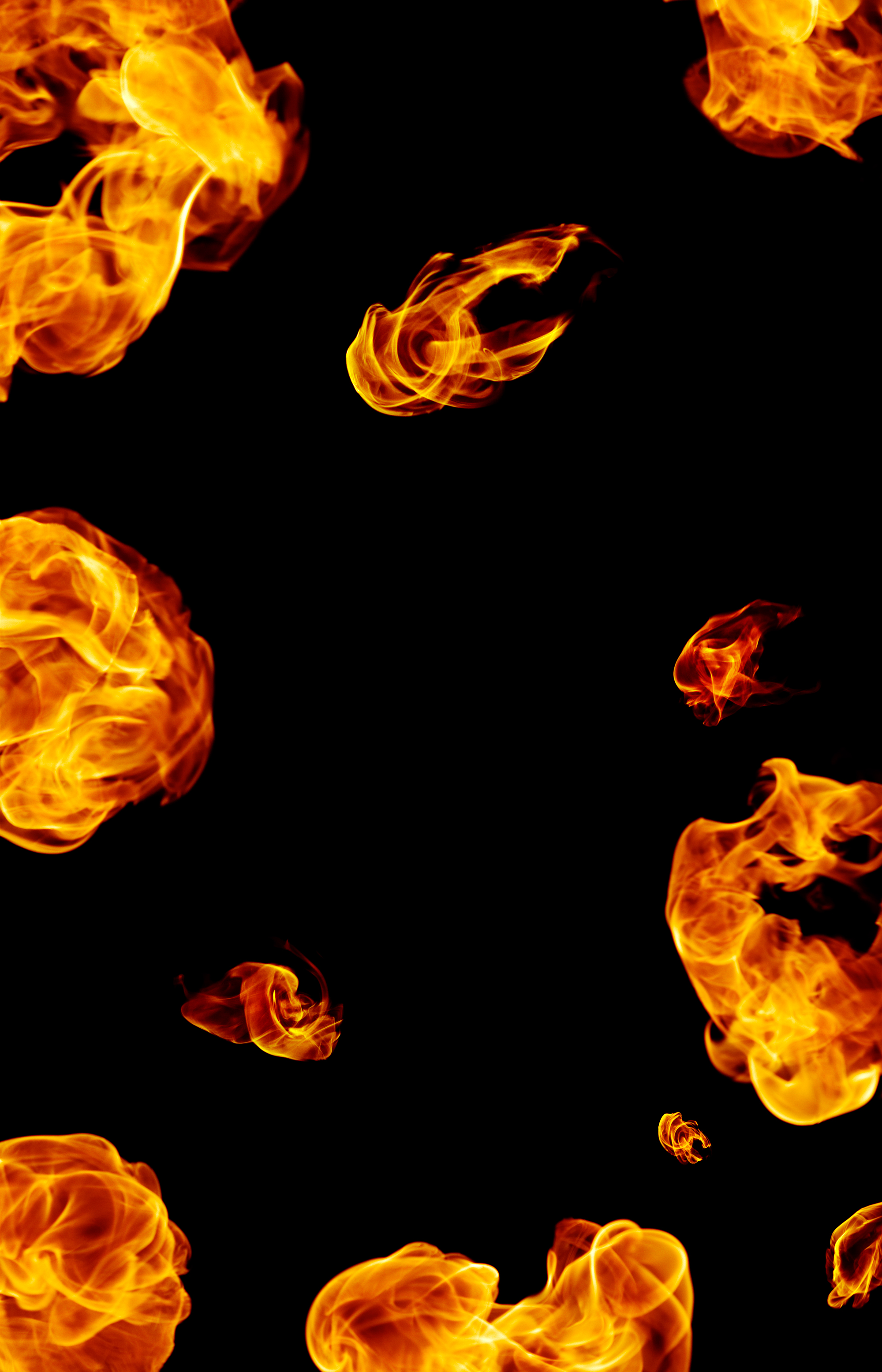 Explosion, Abstract, Hot, Fiery, Fire, HQ Photo